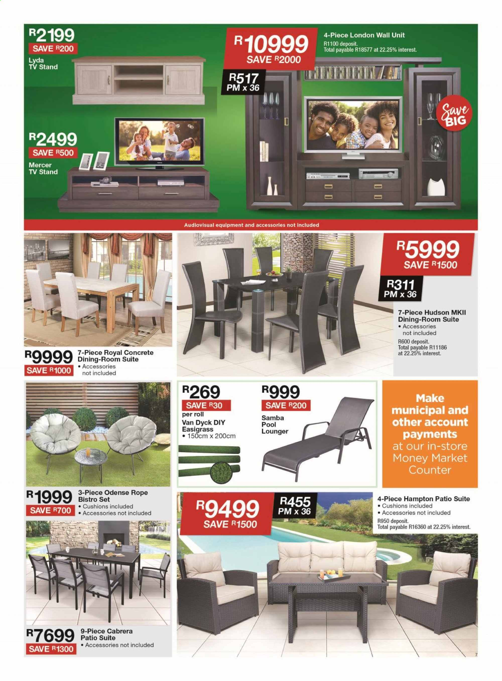 House & Home catalogue  - 02.24.2020 - 03.08.2020. Page 7.