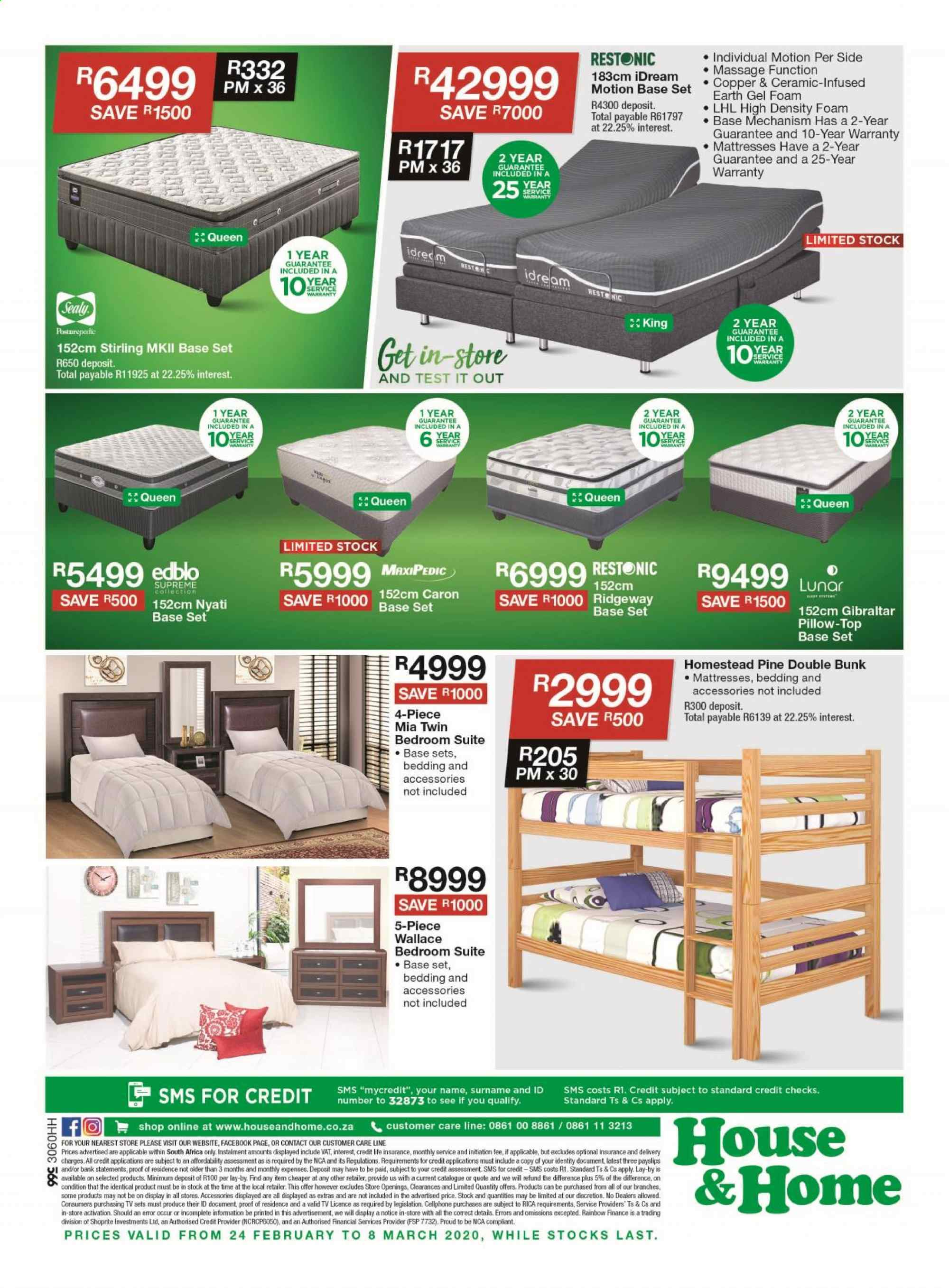 House & Home catalogue  - 02.24.2020 - 03.08.2020. Page 8.