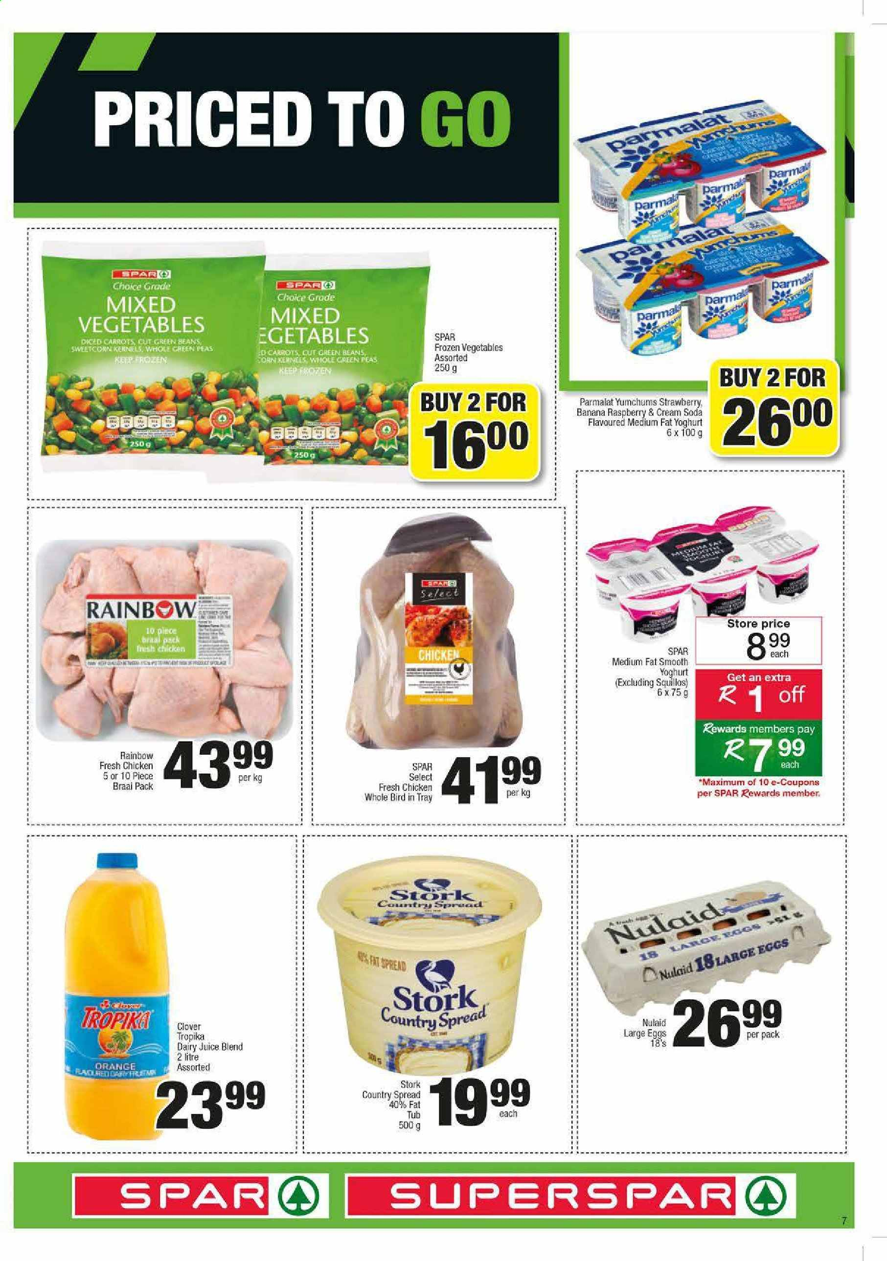 SPAR catalogue  - 03.09.2020 - 03.22.2020. Page 3.