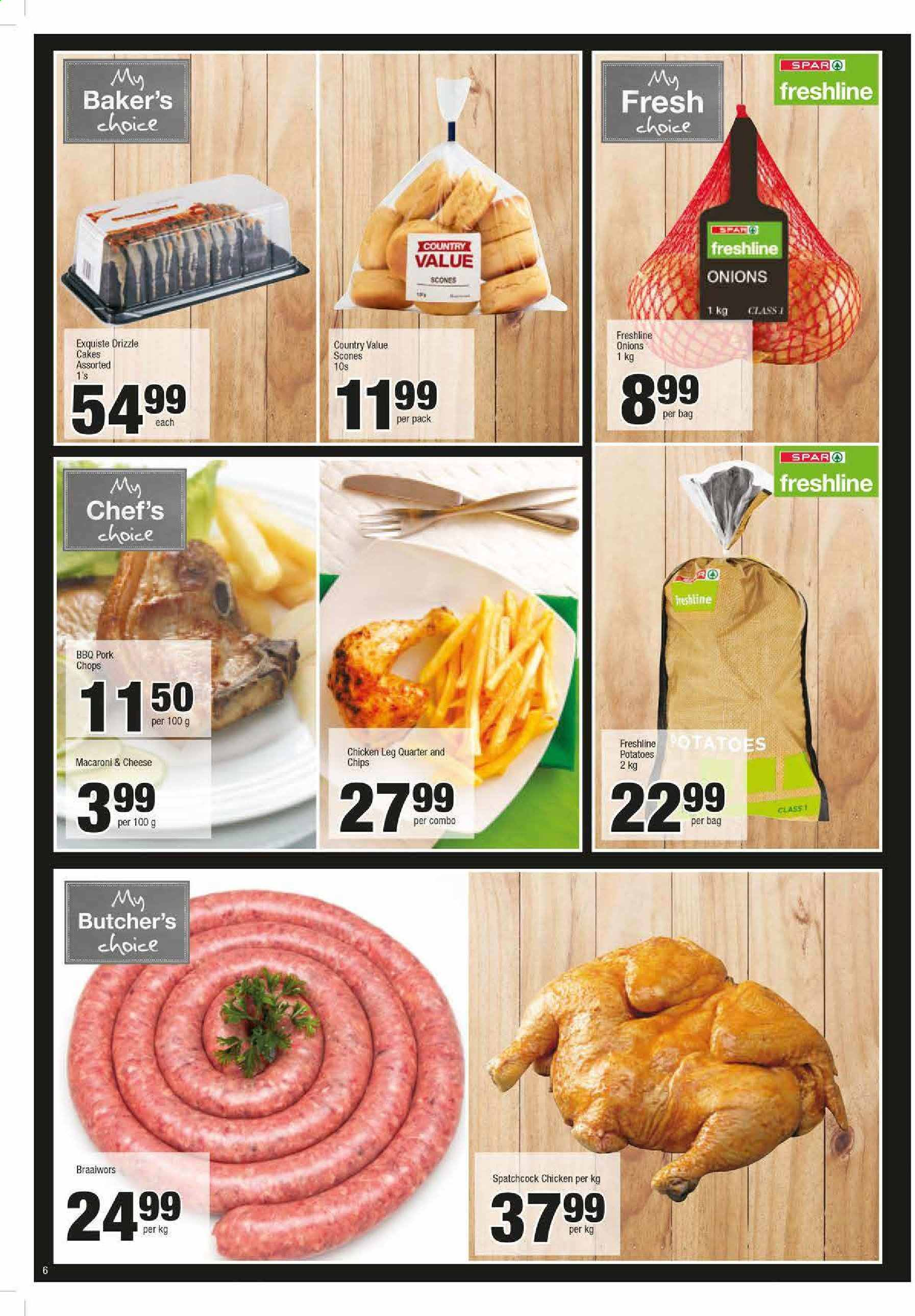 SPAR catalogue  - 03.09.2020 - 03.22.2020. Page 4.