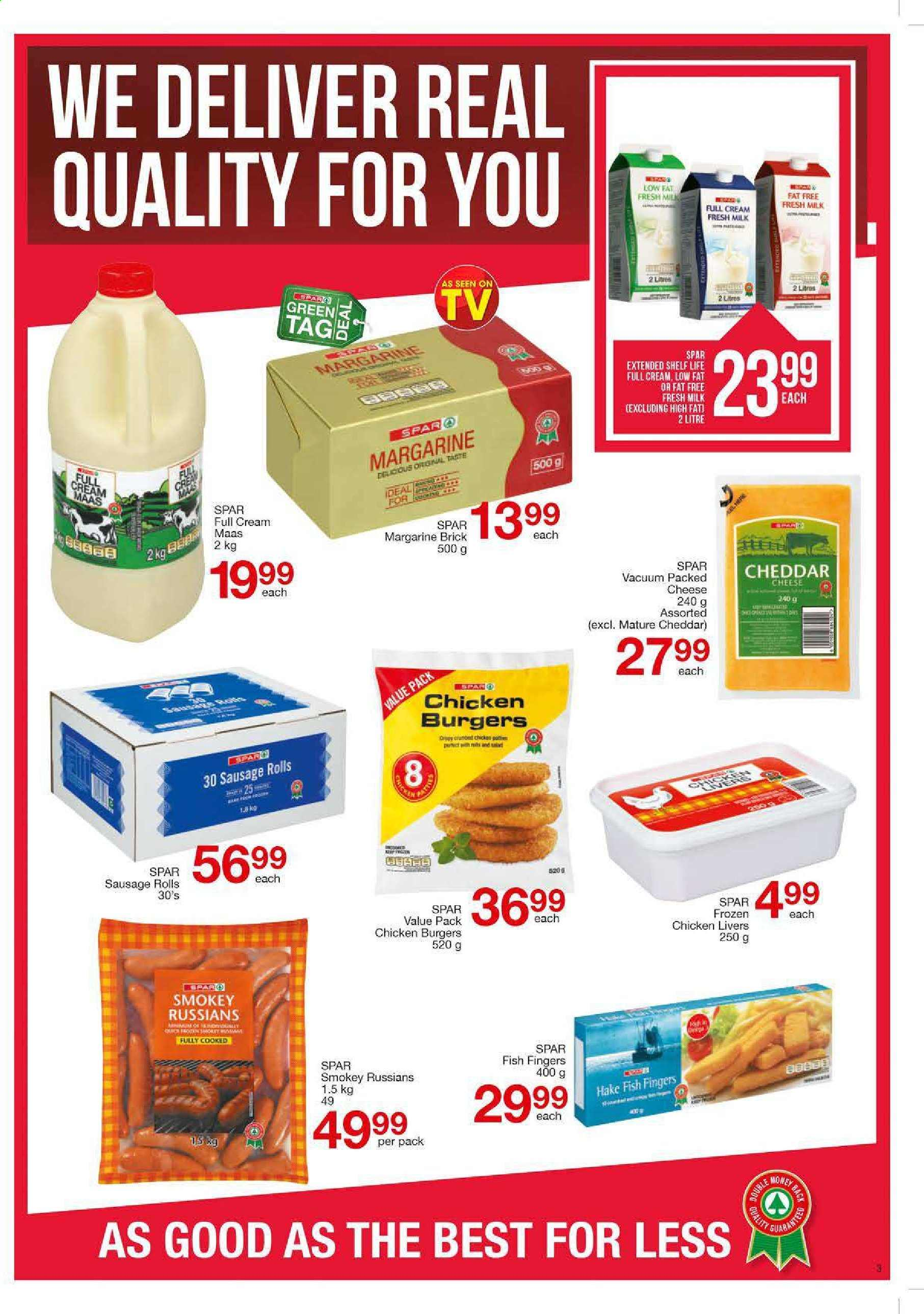 SPAR catalogue  - 03.09.2020 - 03.22.2020. Page 5.