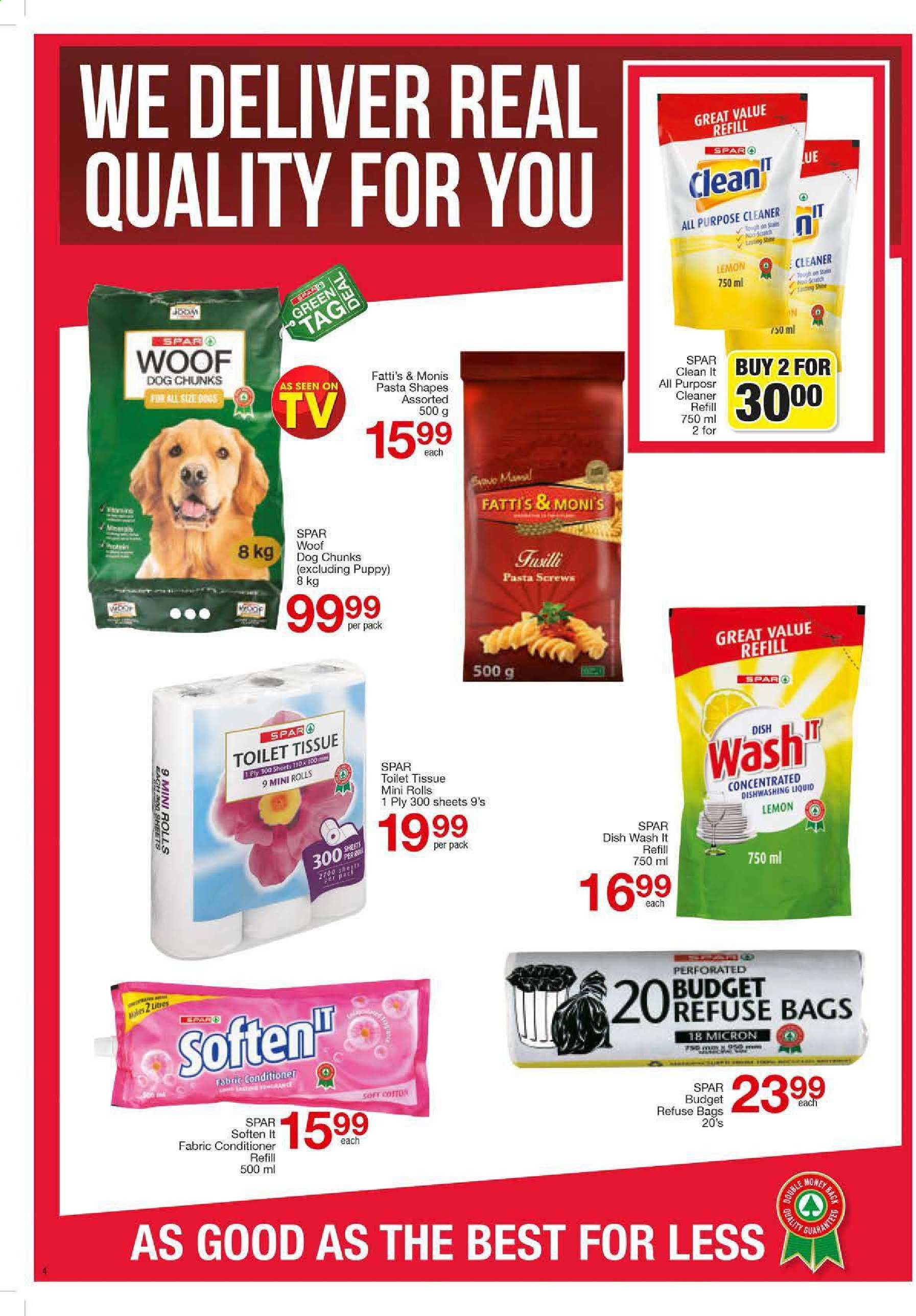 SPAR catalogue  - 03.09.2020 - 03.22.2020. Page 6.