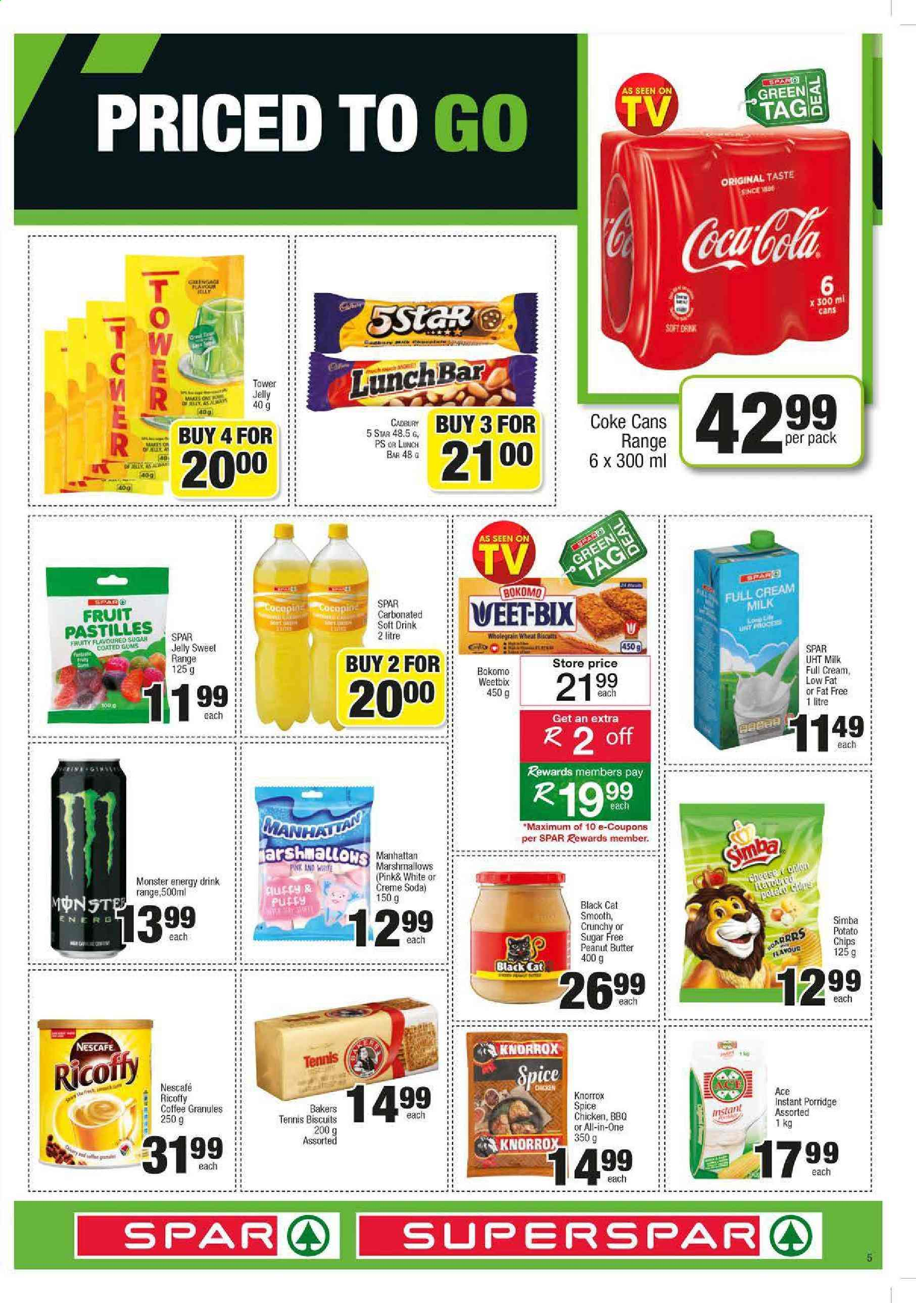 SPAR catalogue  - 03.09.2020 - 03.22.2020. Page 7.