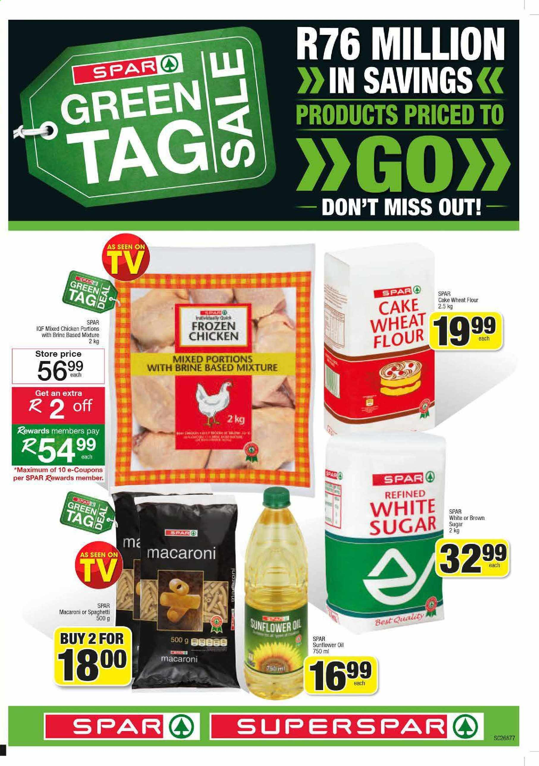 SPAR catalogue  - 03.09.2020 - 03.22.2020. Page 1.
