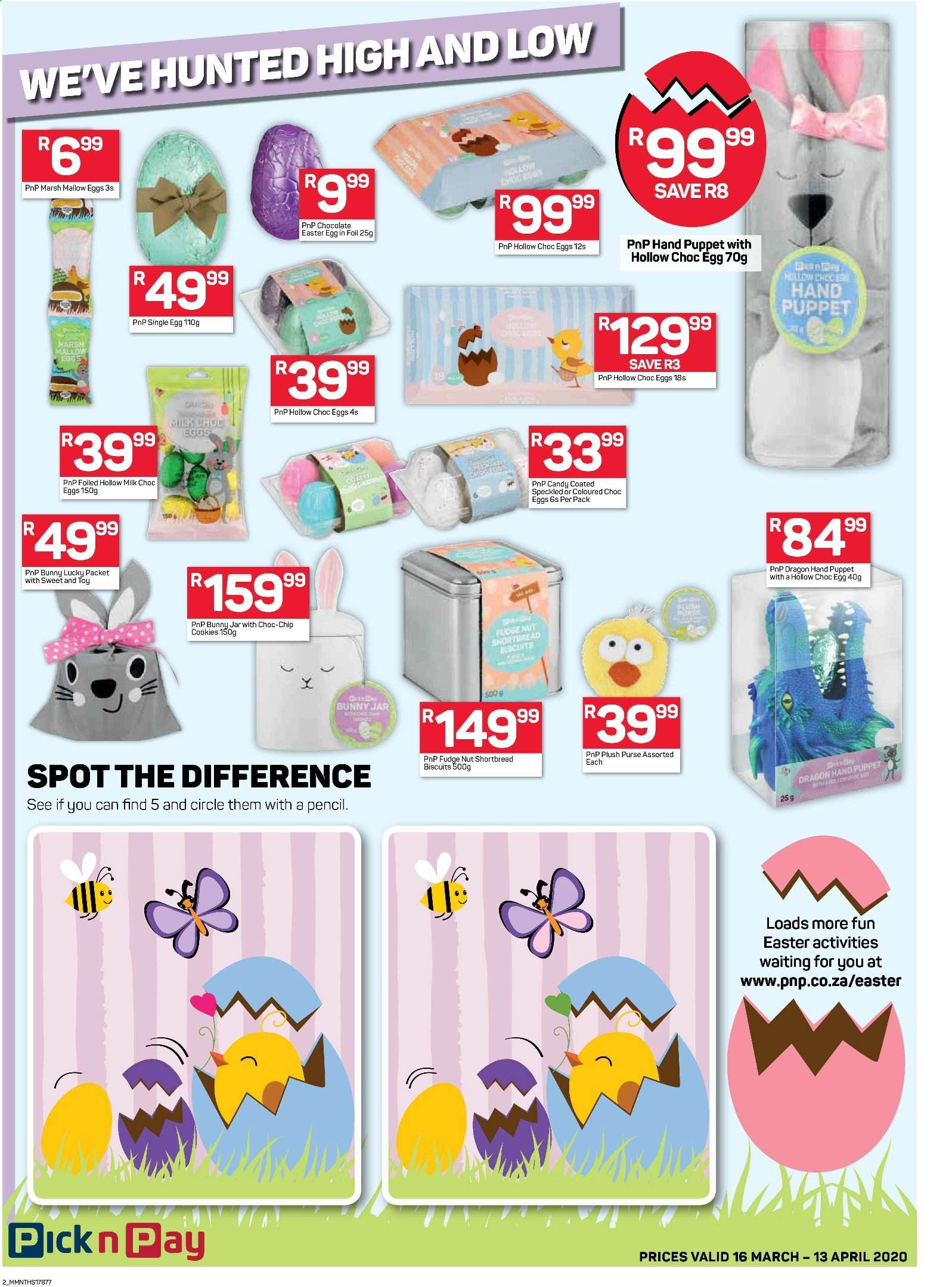 Pick n Pay catalogue  - 03.16.2020 - 03.30.2020. Page 2.