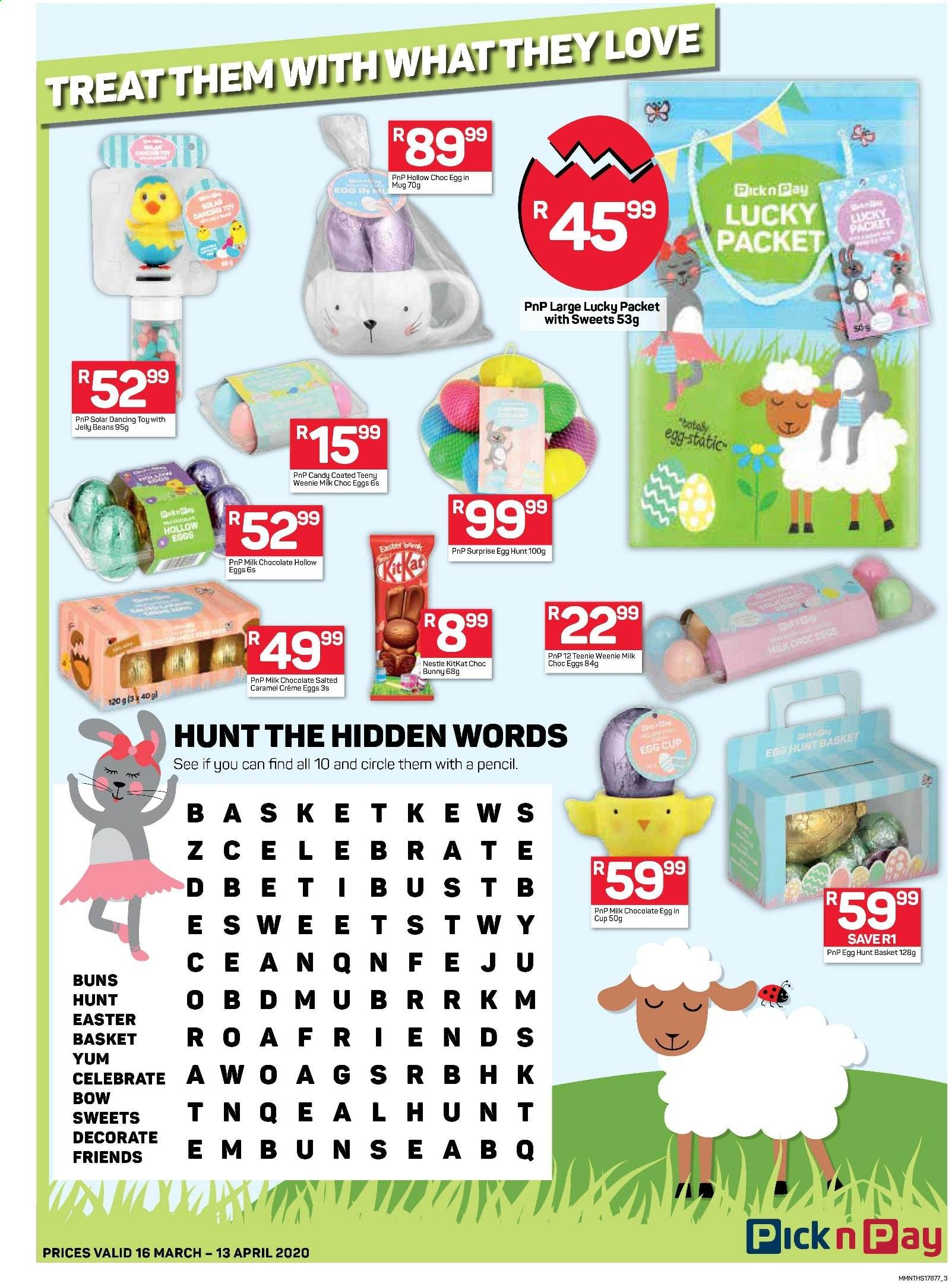 Pick n Pay catalogue  - 03.16.2020 - 03.30.2020. Page 3.