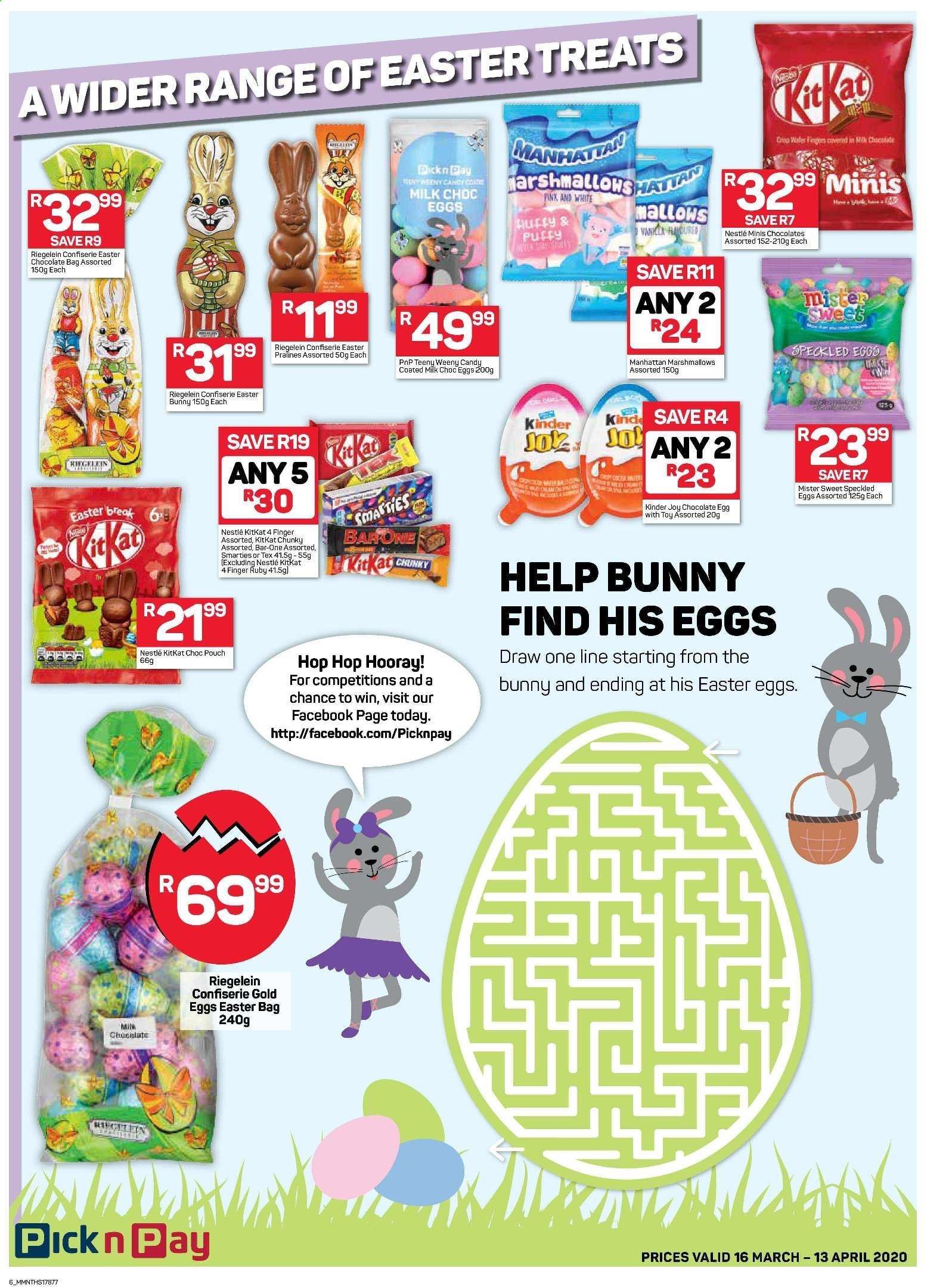 Pick n Pay catalogue  - 03.16.2020 - 03.30.2020. Page 6.