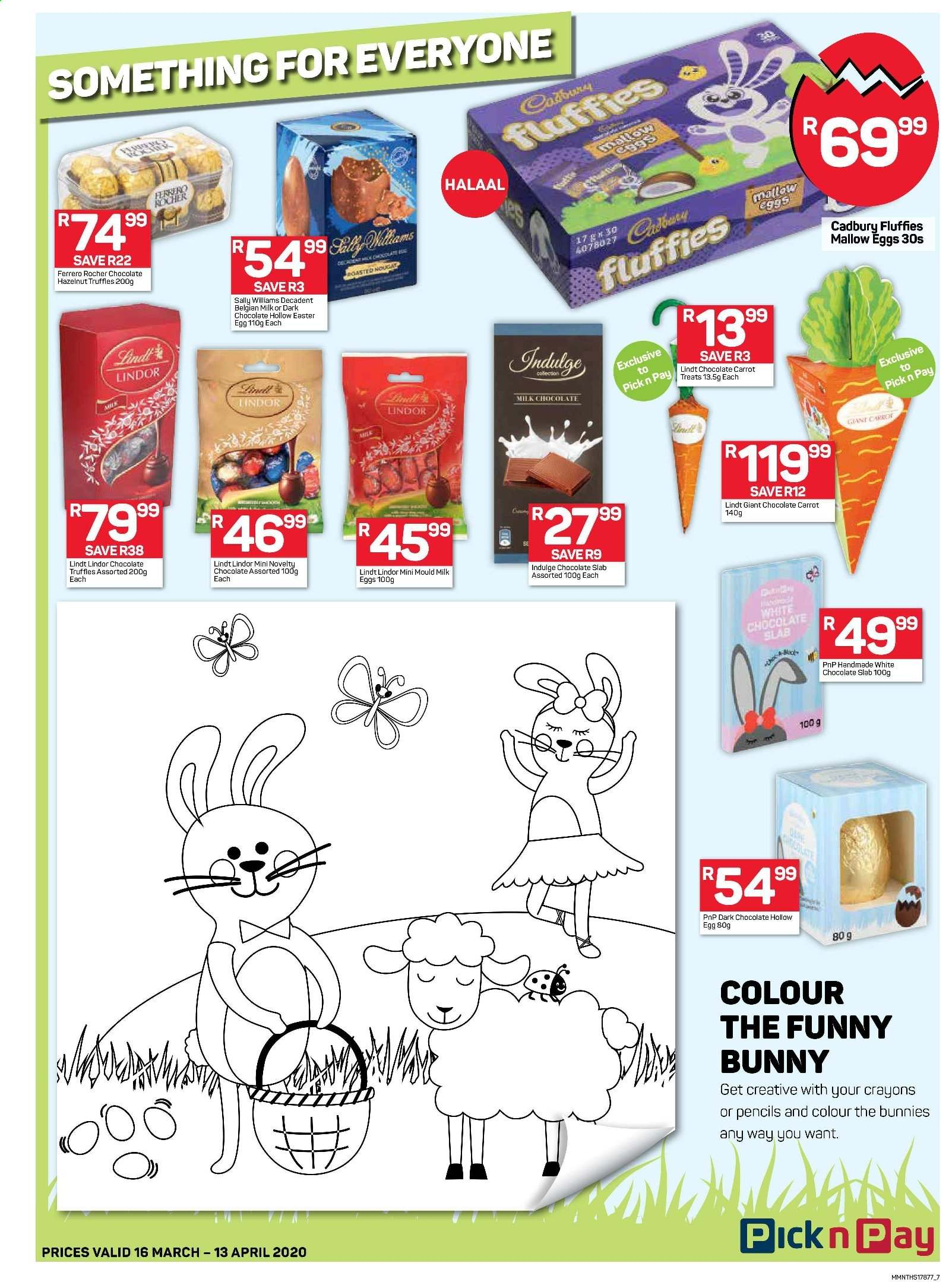 Pick n Pay catalogue  - 03.16.2020 - 03.30.2020. Page 7.