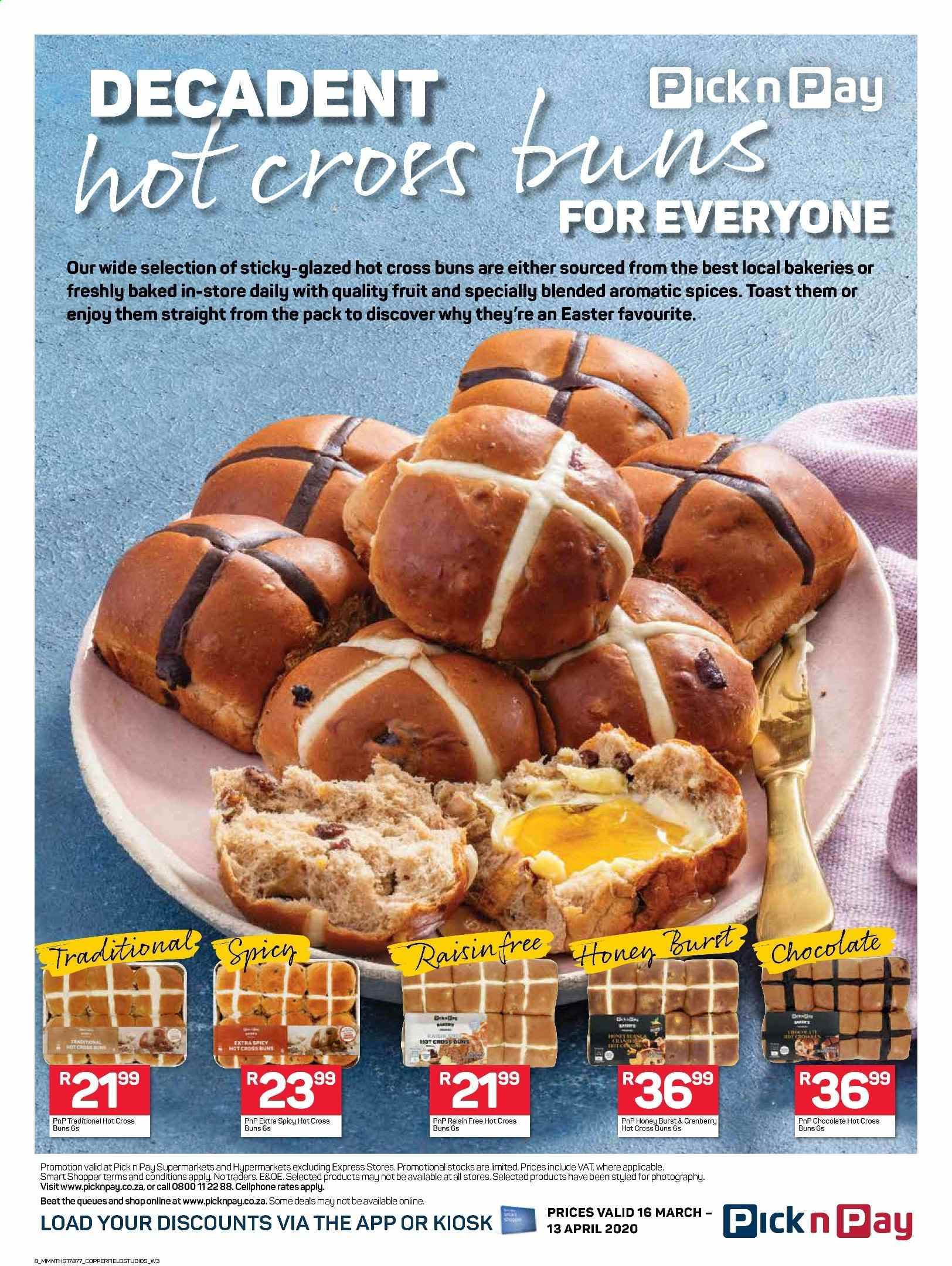 Pick n Pay catalogue  - 03.16.2020 - 03.30.2020. Page 8.