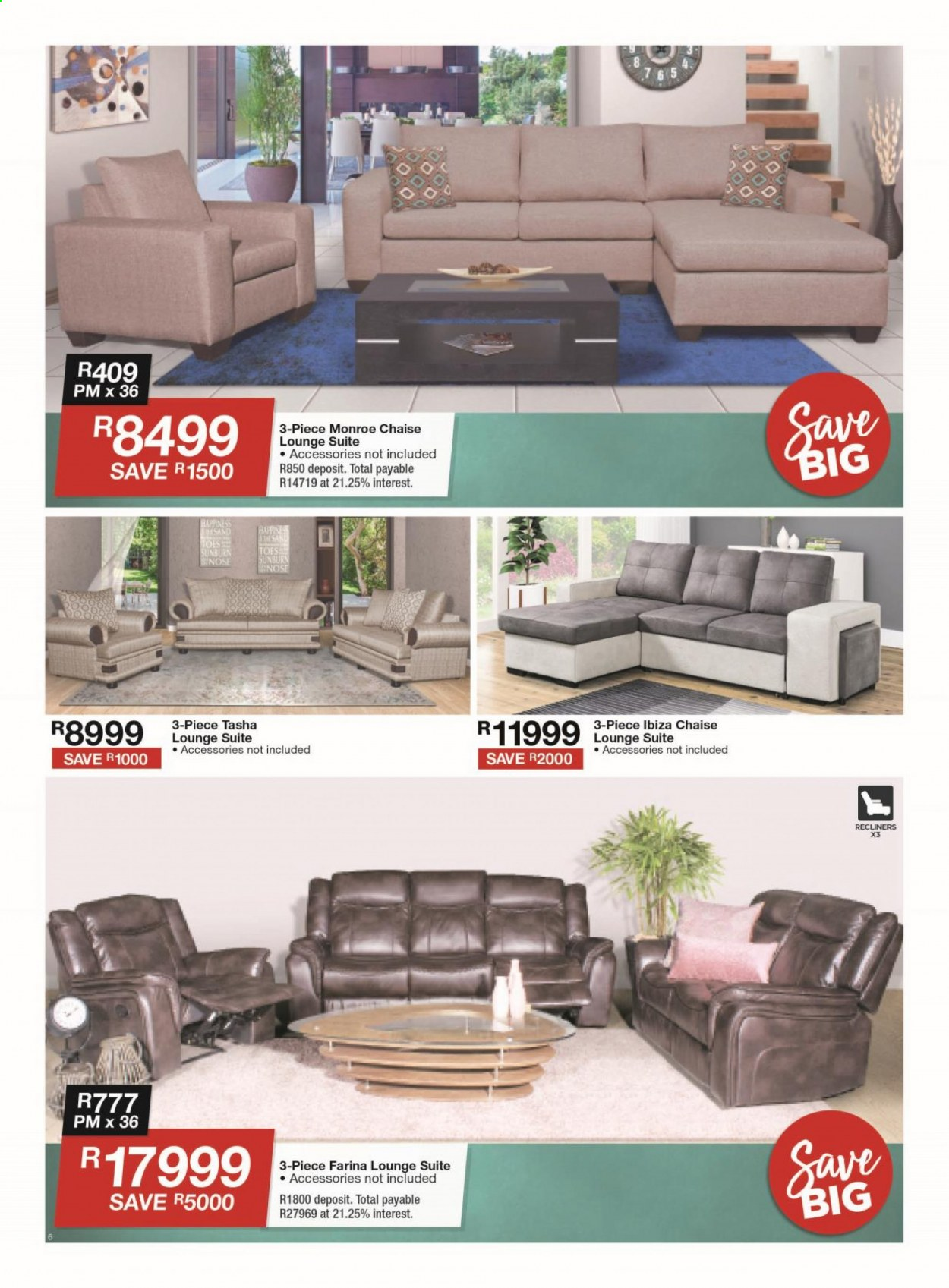 House & Home catalogue  - 04.06.2020 - 04.19.2020. Page 6.
