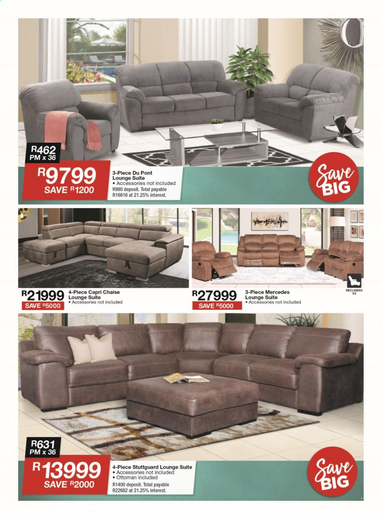 House & Home catalogue  - 04.06.2020 - 04.19.2020. Page 7.