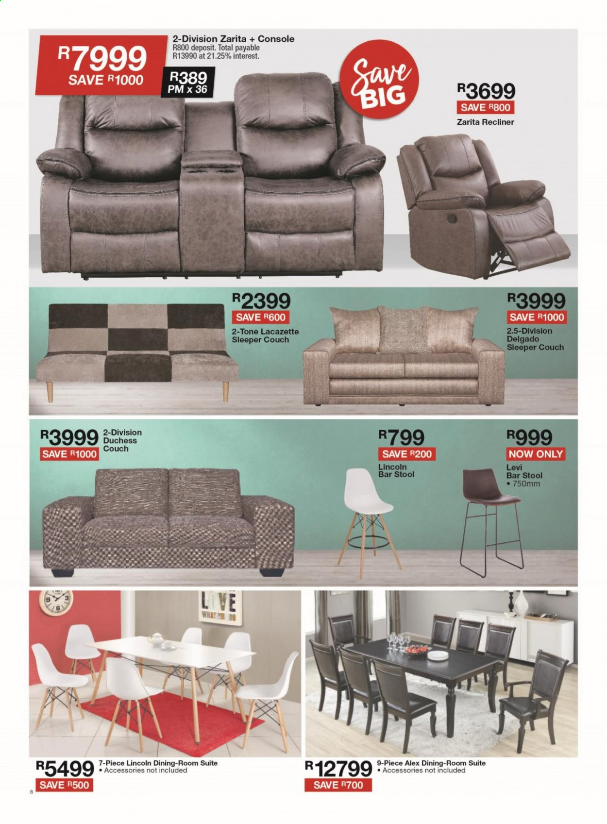 House & Home catalogue  - 04.06.2020 - 04.19.2020. Page 8.