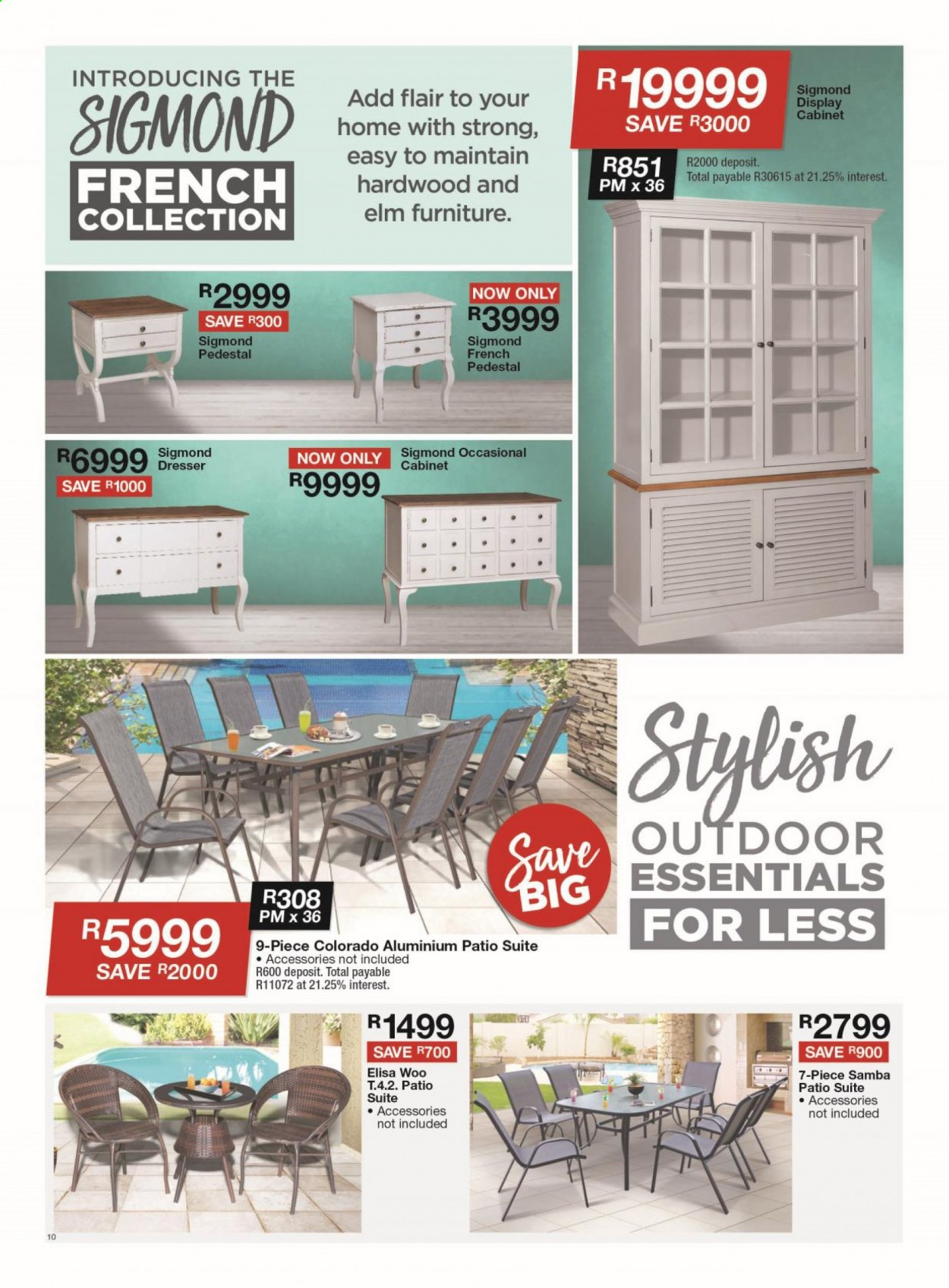 House & Home catalogue  - 04.06.2020 - 04.19.2020. Page 10.