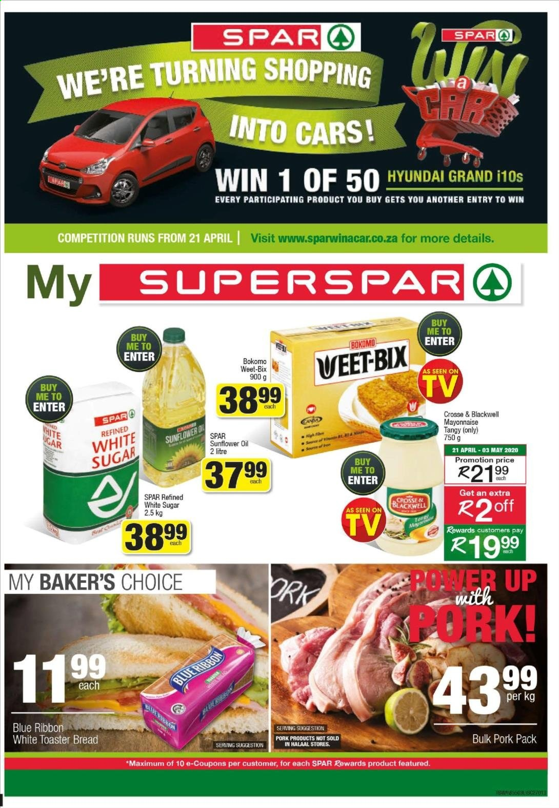 SPAR catalogue  - 04.20.2020 - 04.26.2020. Page 1.