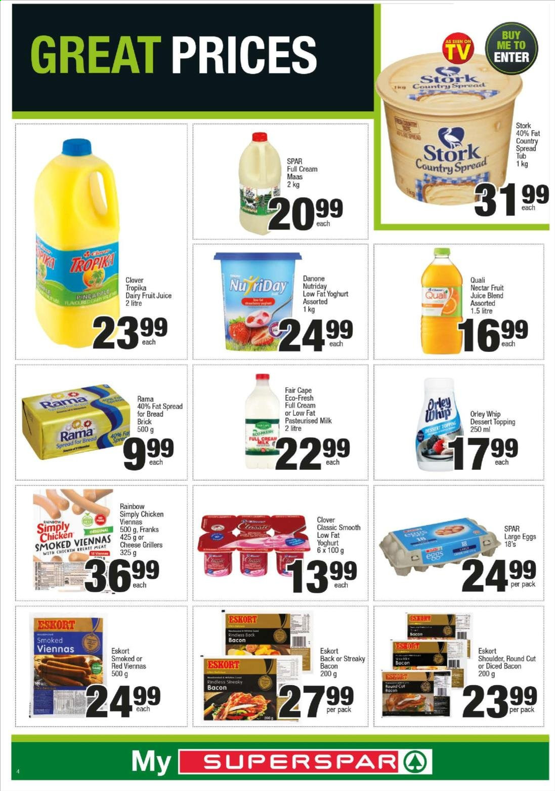 SPAR catalogue  - 04.20.2020 - 04.26.2020. Page 4.