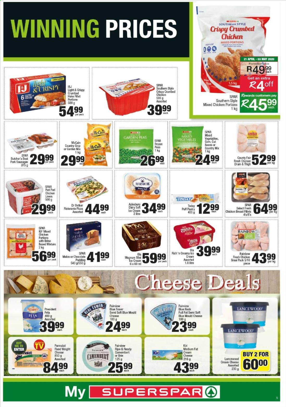 SPAR catalogue  - 04.20.2020 - 04.26.2020. Page 5.