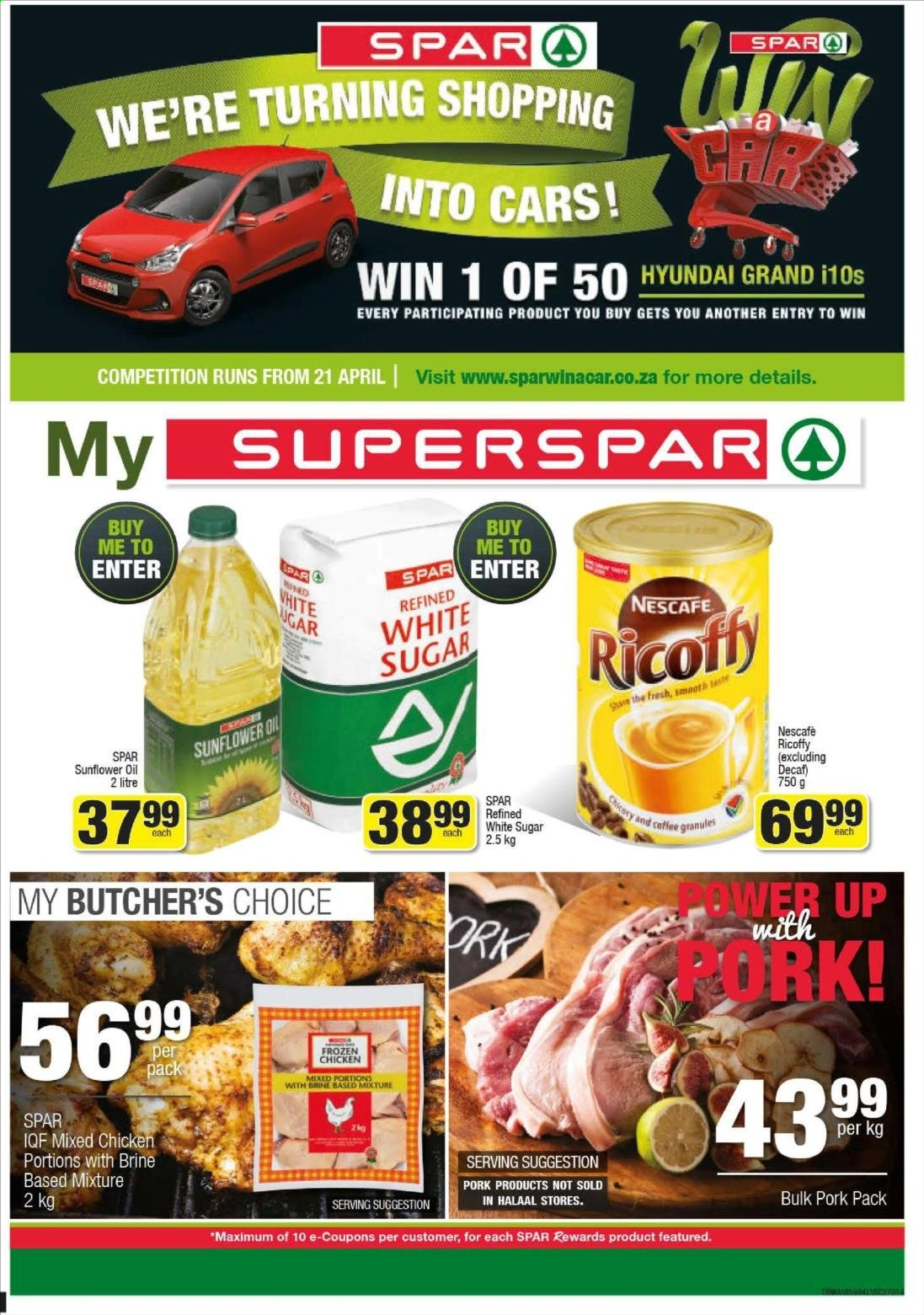 SPAR catalogue  - 04.20.2020 - 04.26.2020. Page 13.