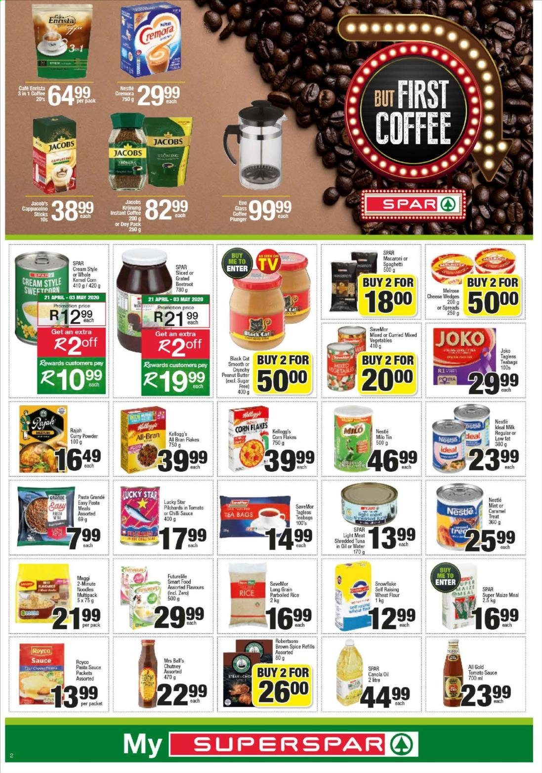 SPAR catalogue  - 04.20.2020 - 04.26.2020. Page 14.