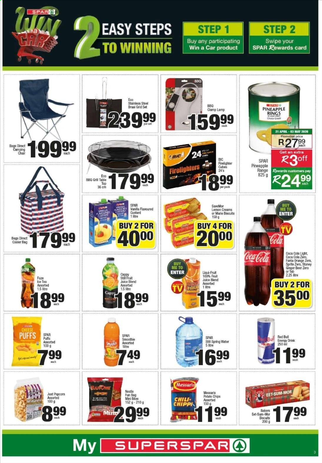 SPAR catalogue  - 04.20.2020 - 04.26.2020. Page 15.