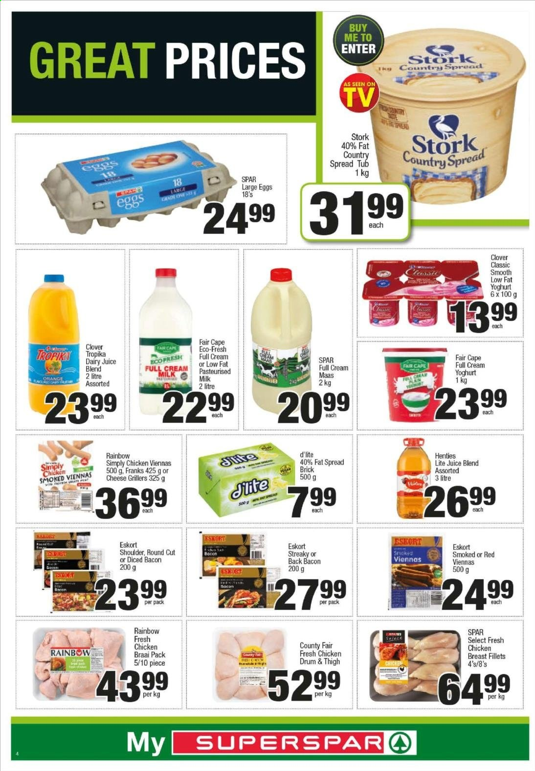SPAR catalogue  - 04.20.2020 - 04.26.2020. Page 16.
