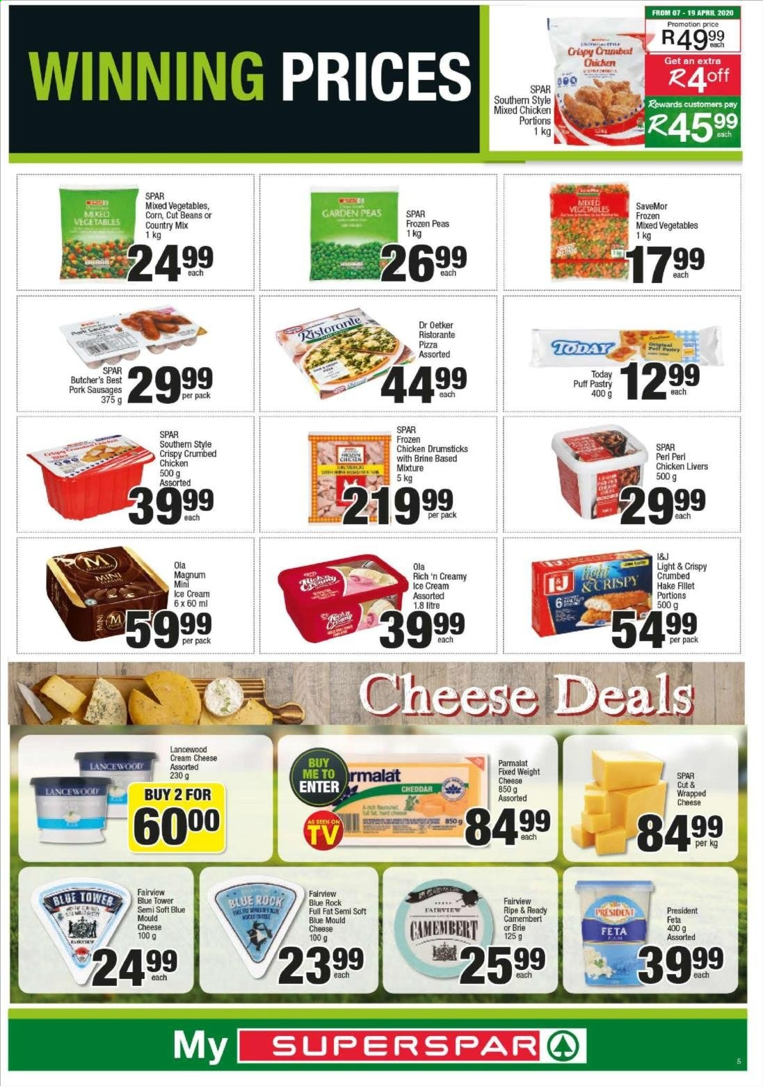 SPAR catalogue  - 04.20.2020 - 04.26.2020. Page 17.