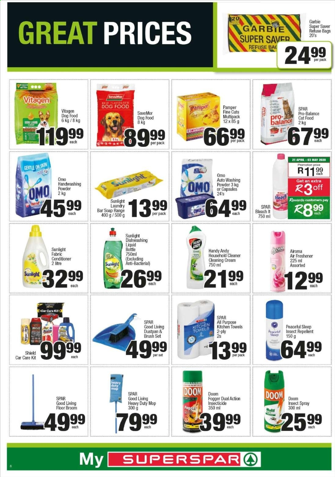 SPAR catalogue  - 04.20.2020 - 04.26.2020. Page 20.