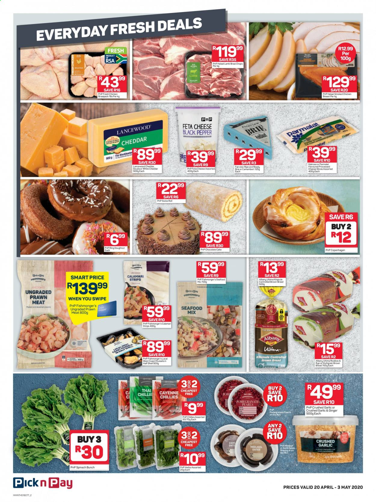 Pick n Pay catalogue  - 04.20.2020 - 05.03.2020. Page 2.