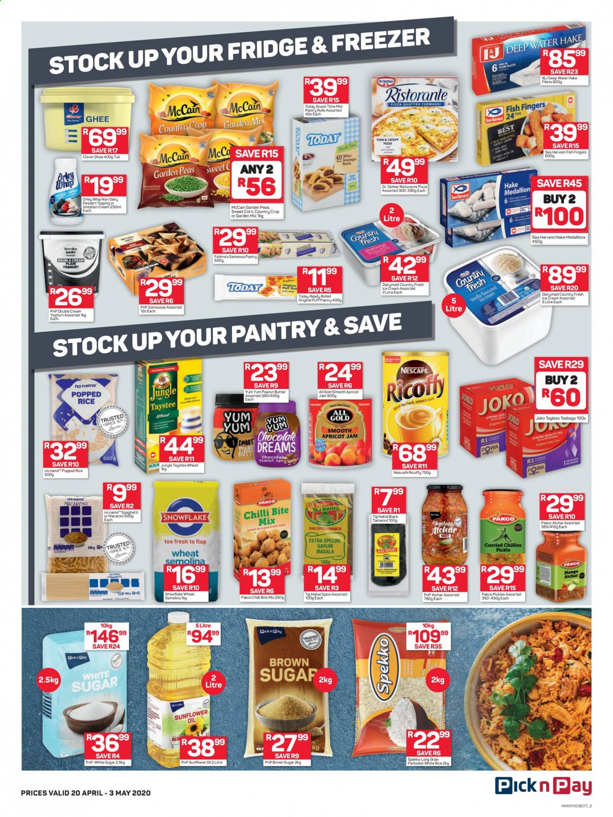 Pick n Pay catalogue  - 04.20.2020 - 05.03.2020. Page 3.