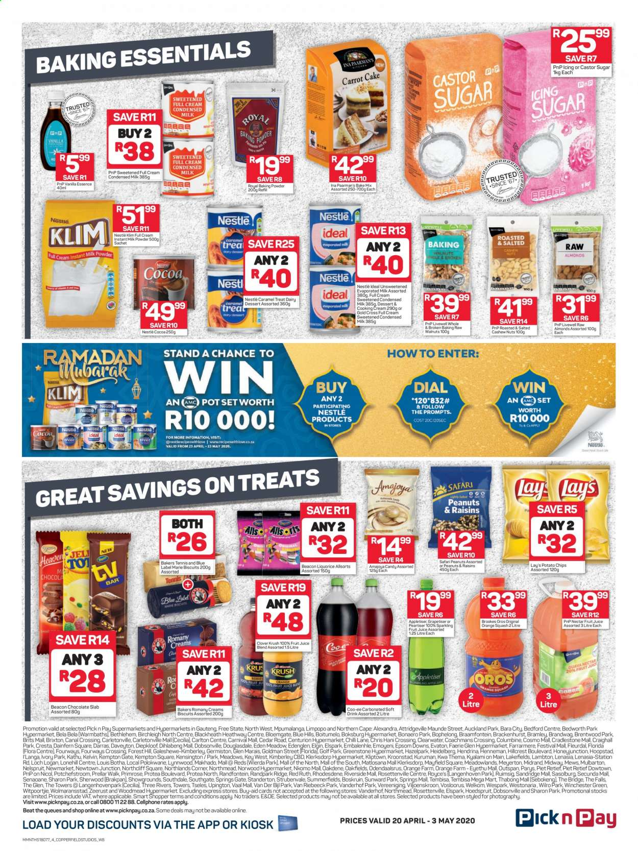 Pick n Pay catalogue  - 04.20.2020 - 05.03.2020. Page 4.