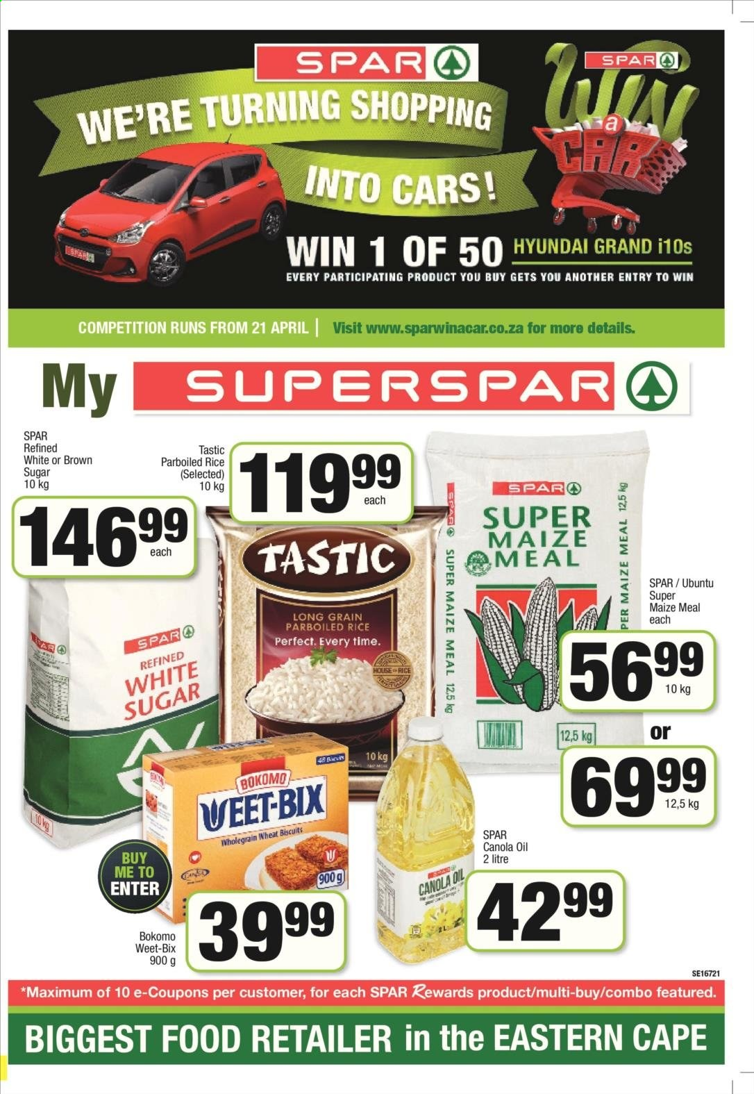 SPAR catalogue  - 04.21.2020 - 05.03.2020. Page 1.