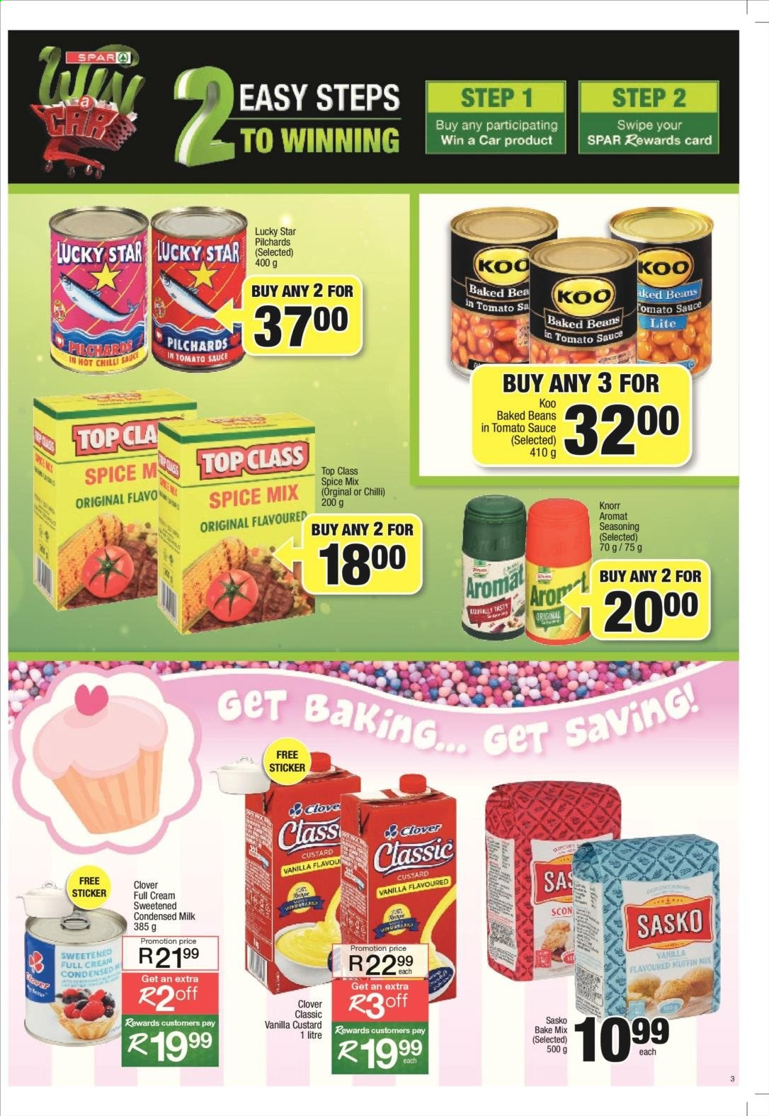 SPAR catalogue  - 04.21.2020 - 05.03.2020. Page 3.