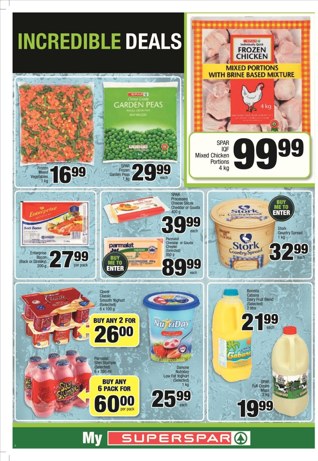 SPAR catalogue  - 04.21.2020 - 05.03.2020. Page 4.