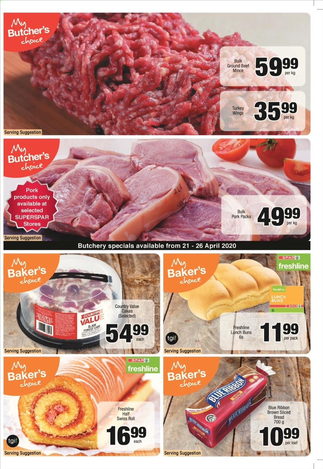 SPAR catalogue  - 04.21.2020 - 05.03.2020. Page 5.