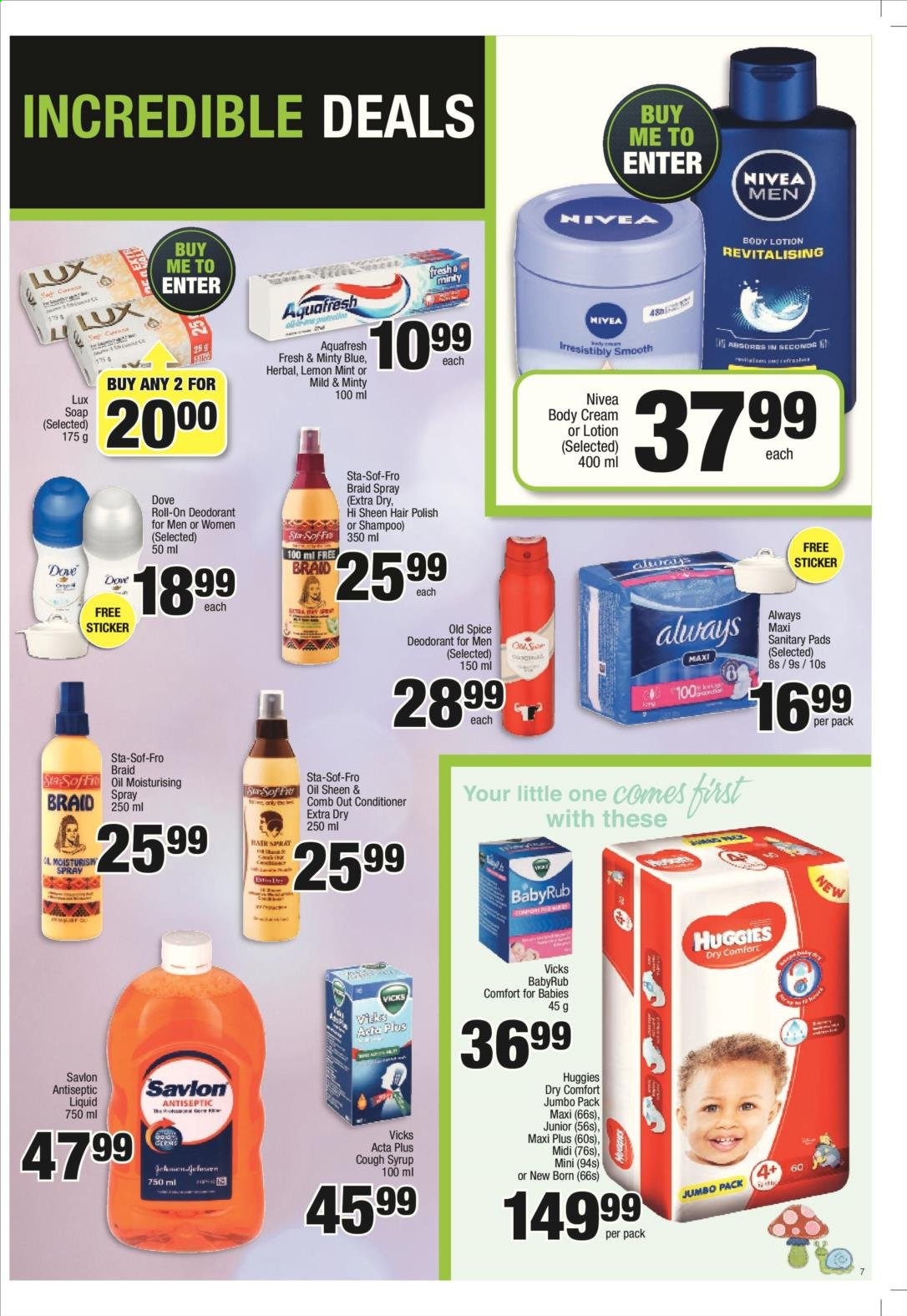 SPAR catalogue  - 04.21.2020 - 05.03.2020. Page 7.