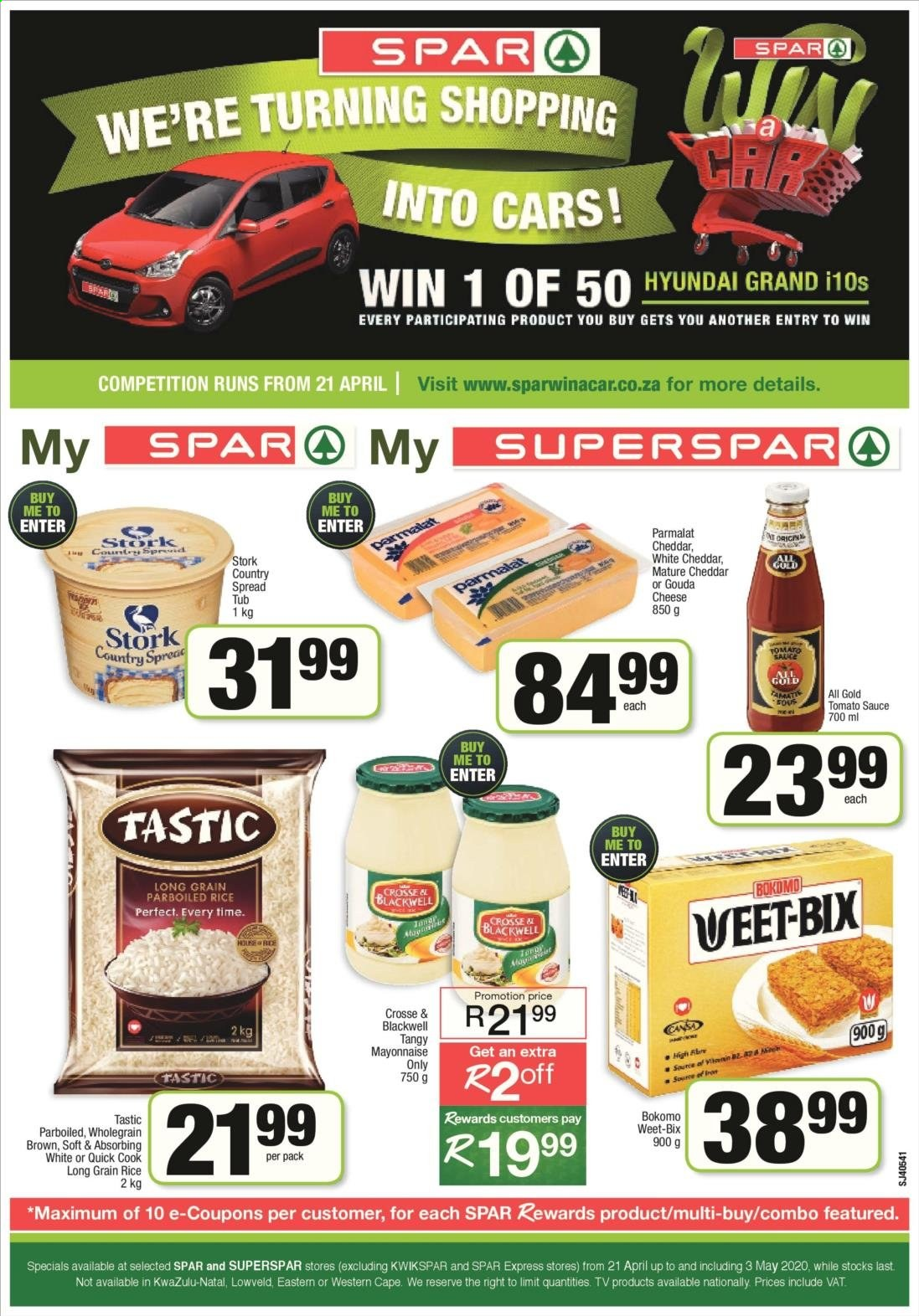 SPAR catalogue  - 04.21.2020 - 04.26.2020. Page 5.
