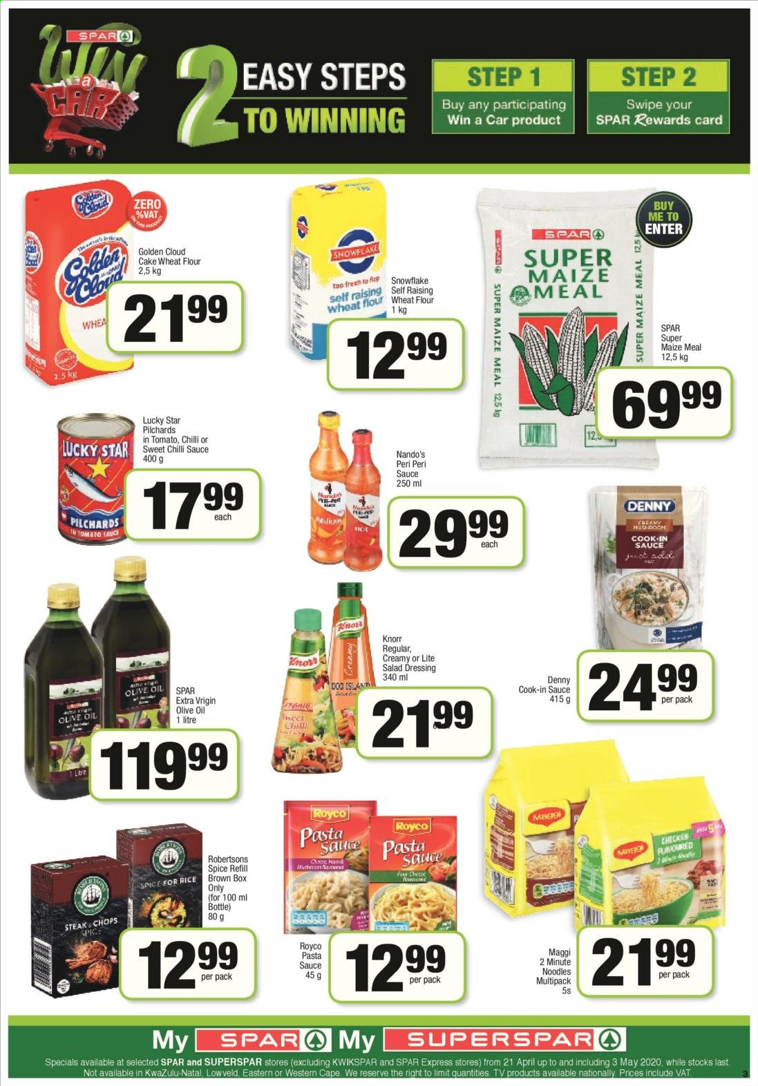 SPAR catalogue  - 04.21.2020 - 04.26.2020. Page 7.