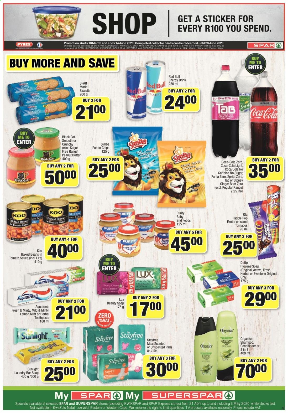 SPAR catalogue  - 04.21.2020 - 04.26.2020. Page 9.