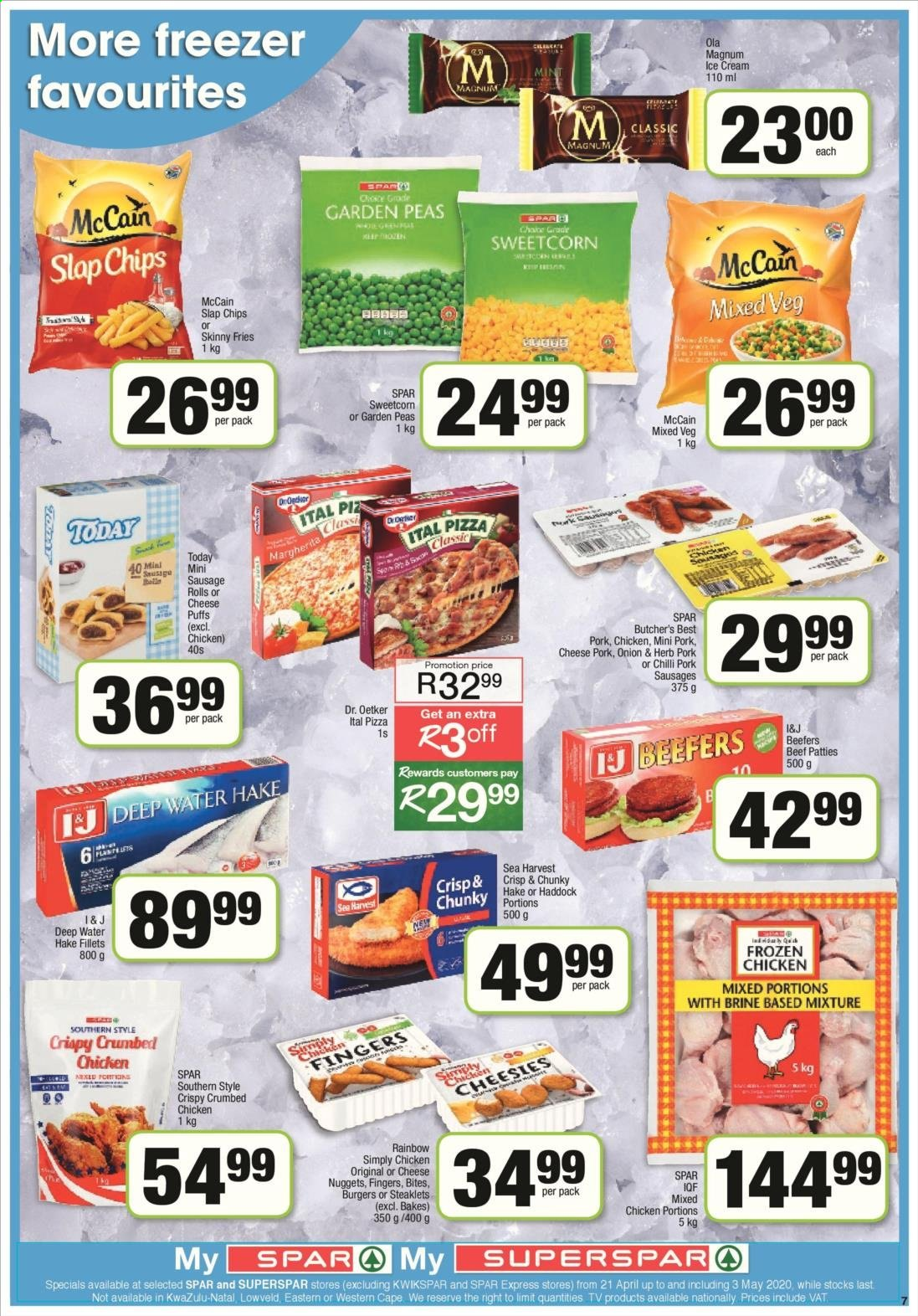 SPAR catalogue  - 04.21.2020 - 04.26.2020. Page 11.