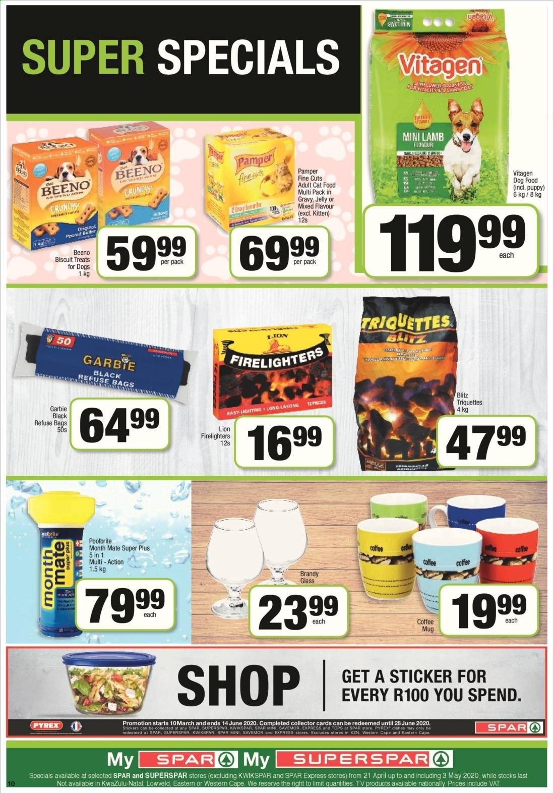 SPAR catalogue  - 04.21.2020 - 04.26.2020. Page 14.