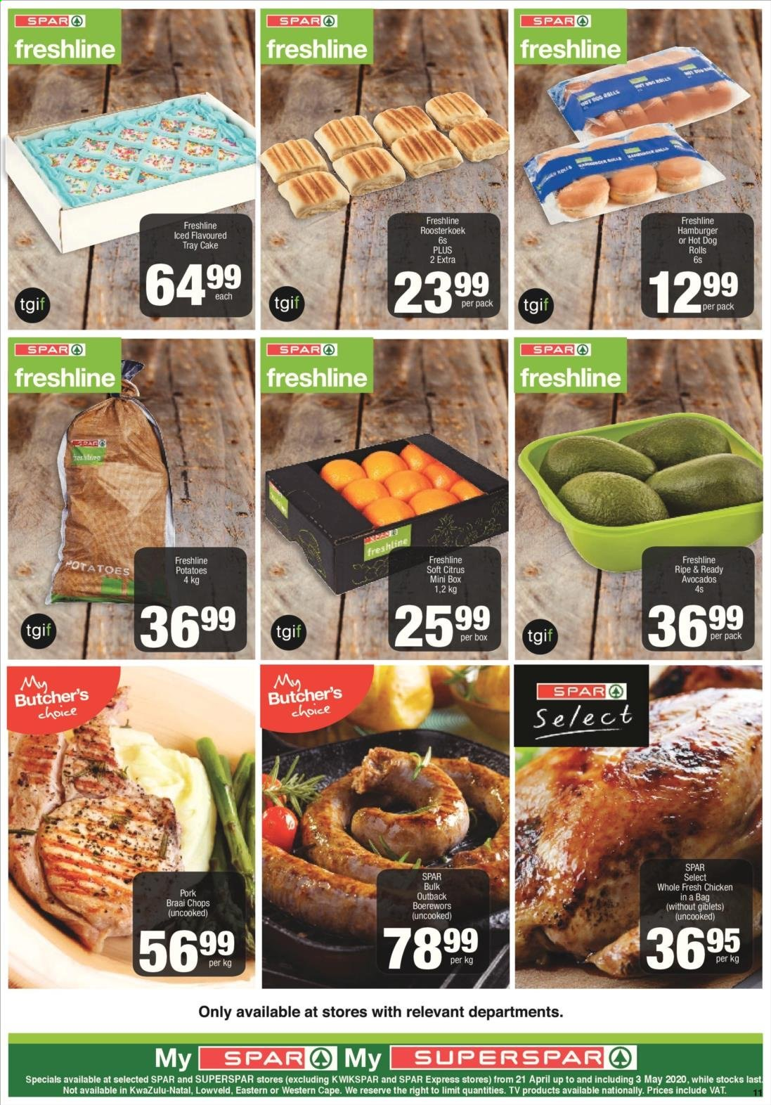 SPAR catalogue  - 04.21.2020 - 04.26.2020. Page 15.