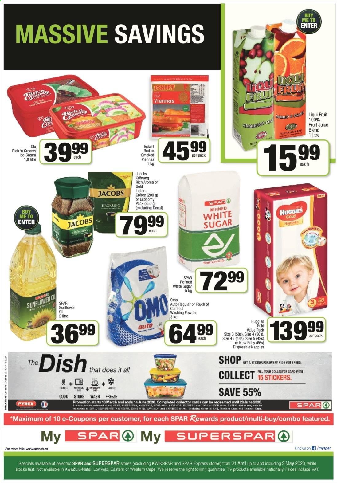 SPAR catalogue  - 04.21.2020 - 04.26.2020. Page 16.