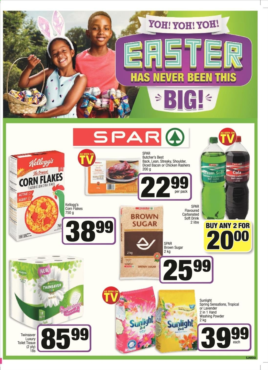 SPAR catalogue  - 04.21.2020 - 04.26.2020. Page 17.