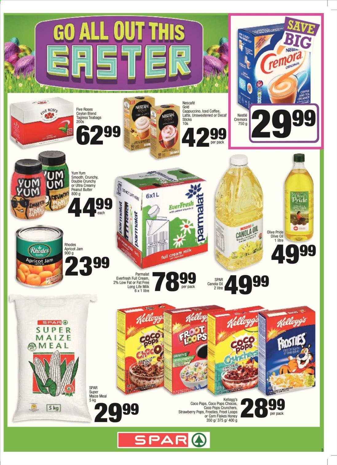 SPAR catalogue  - 04.21.2020 - 04.26.2020. Page 19.