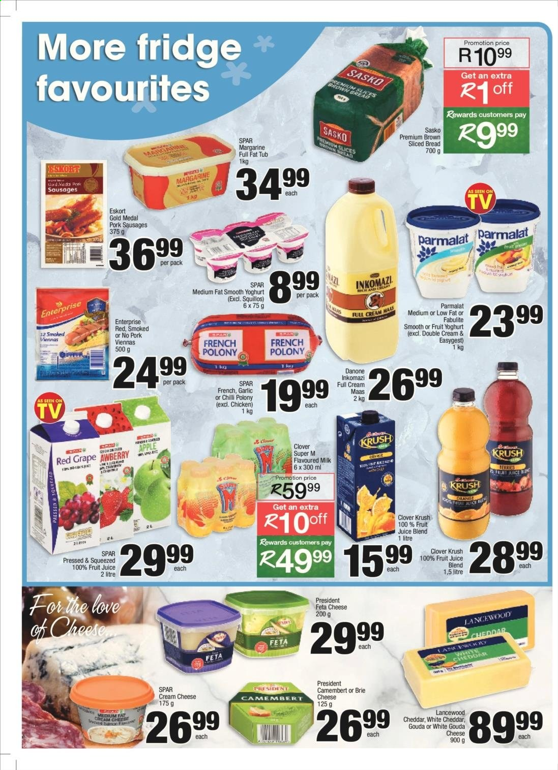 SPAR catalogue  - 04.21.2020 - 04.26.2020. Page 22.