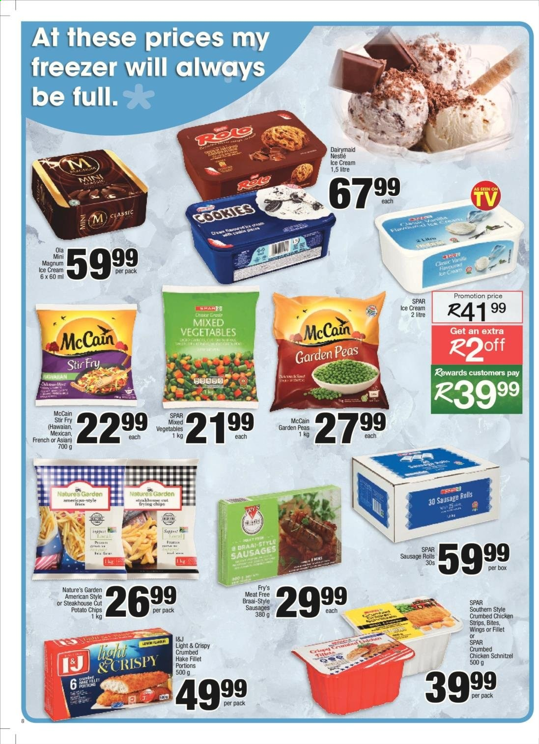 SPAR catalogue  - 04.21.2020 - 04.26.2020. Page 24.