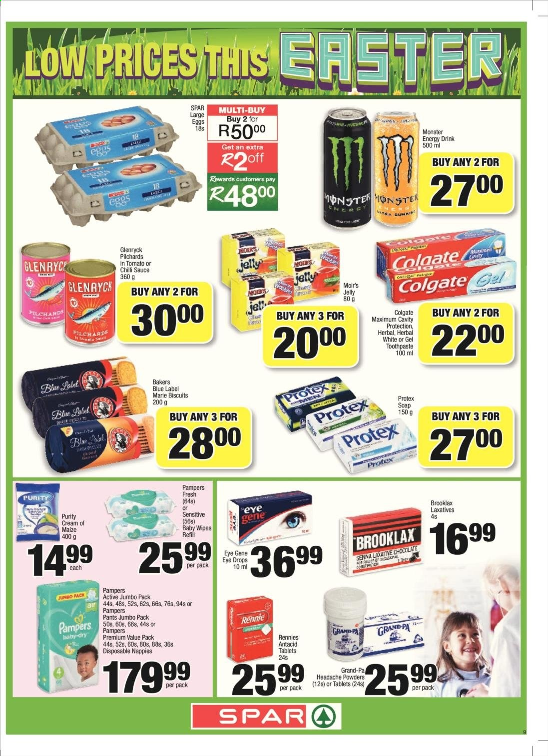 SPAR catalogue  - 04.21.2020 - 04.26.2020. Page 25.