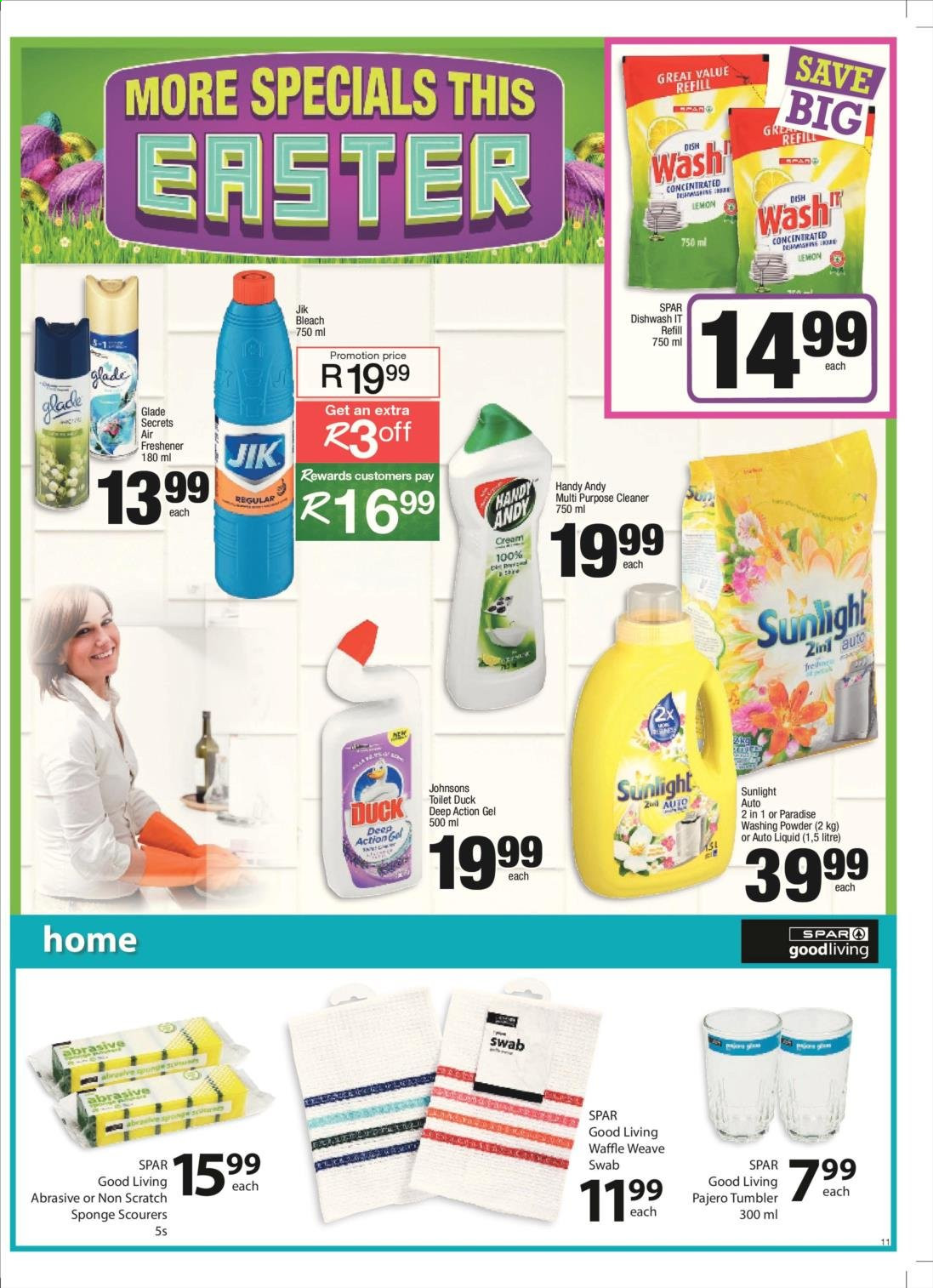 SPAR catalogue  - 04.21.2020 - 04.26.2020. Page 27.