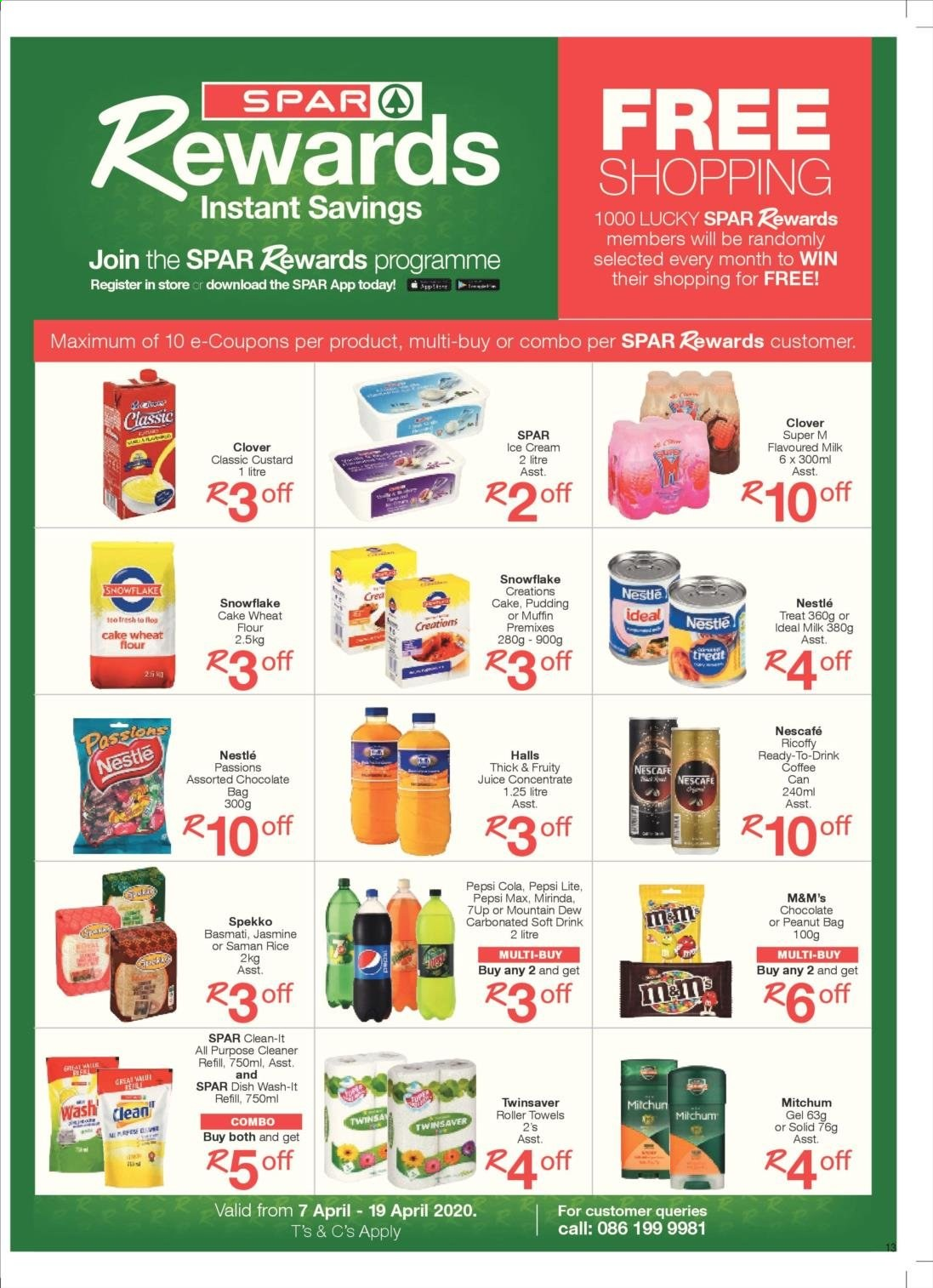 SPAR catalogue  - 04.21.2020 - 04.26.2020. Page 29.