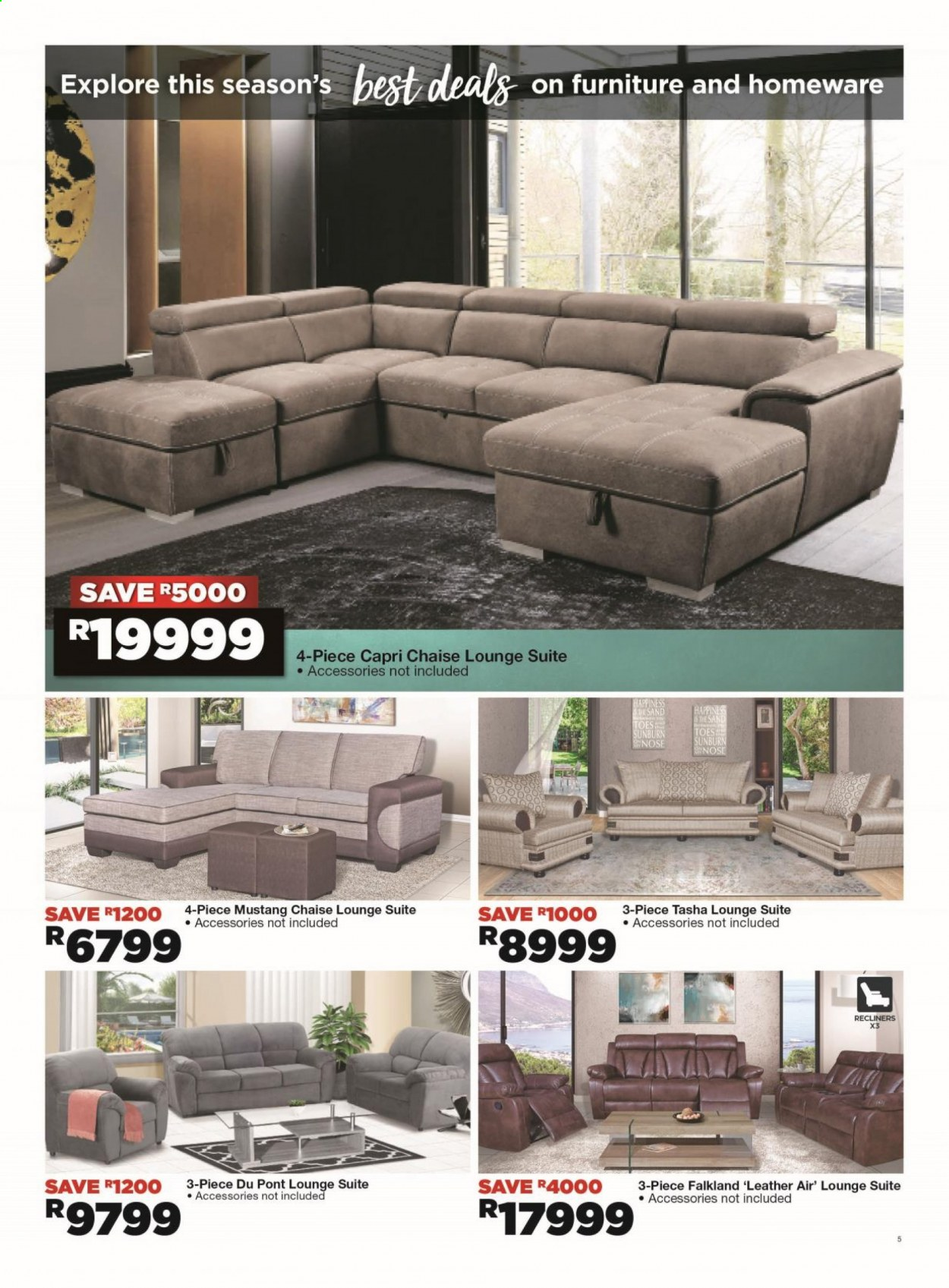 House & Home catalogue  - 05.04.2020 - 05.17.2020. Page 5.