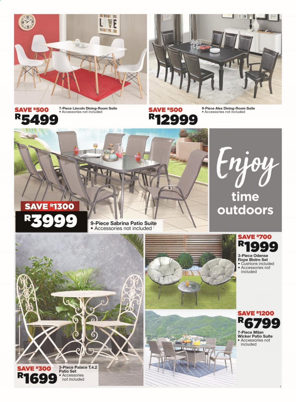 House & Home catalogue  - 05.04.2020 - 05.17.2020. Page 7.